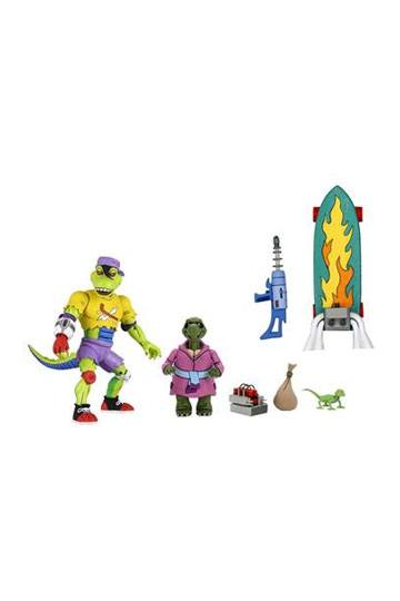 Teenage Mutant Ninja Turtles Ultimate Actionfigur Mondo Gecko 18 cm NECA54189 634482541890