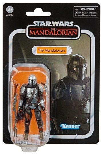Star Wars The Vintage Collection The Mandalorian (Beskar) F10955X00 5010993801374