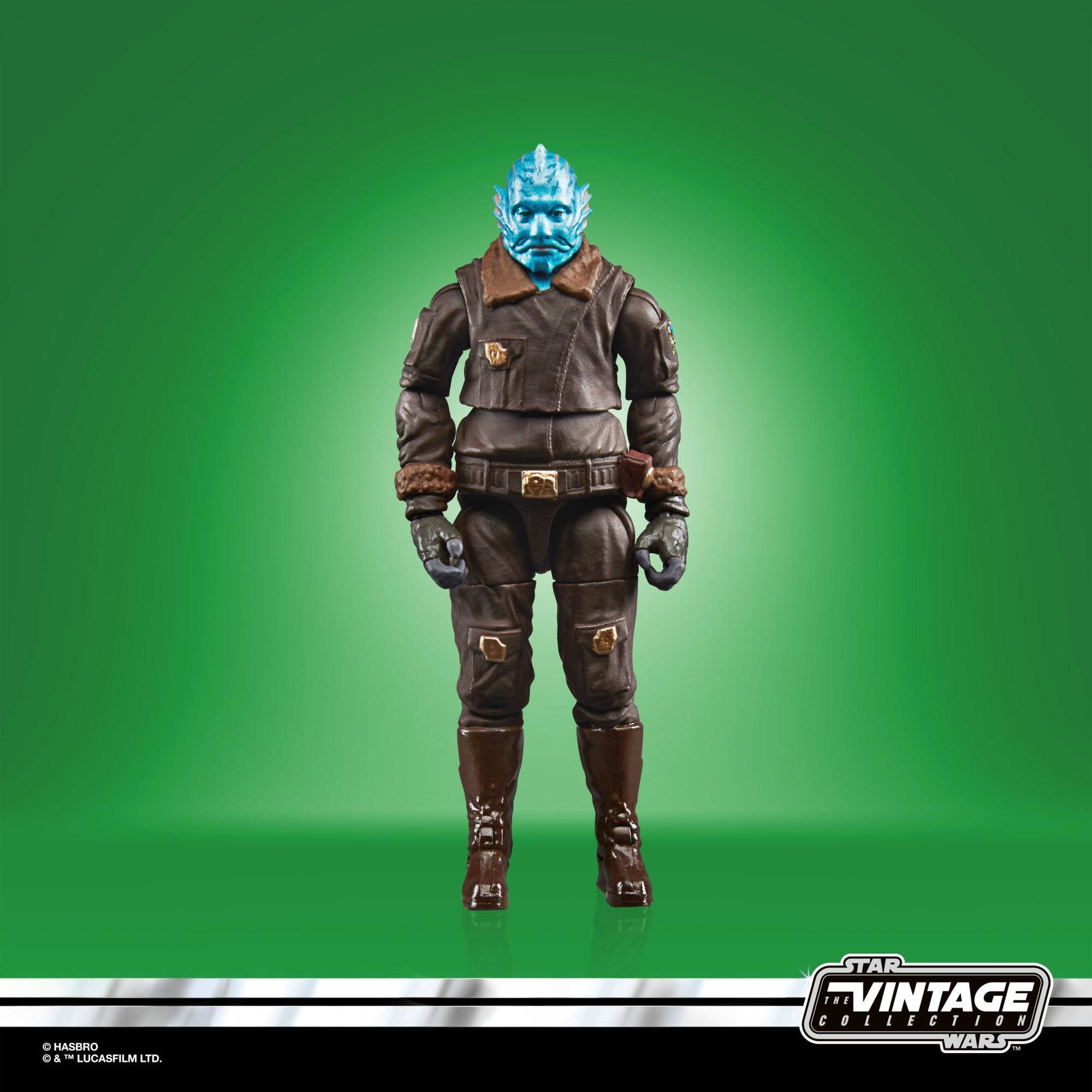 Star Wars The Mandalorian Vintage Collection Actionfigur 2022 The Mythrol 10 cm HASF4464 5010993958016