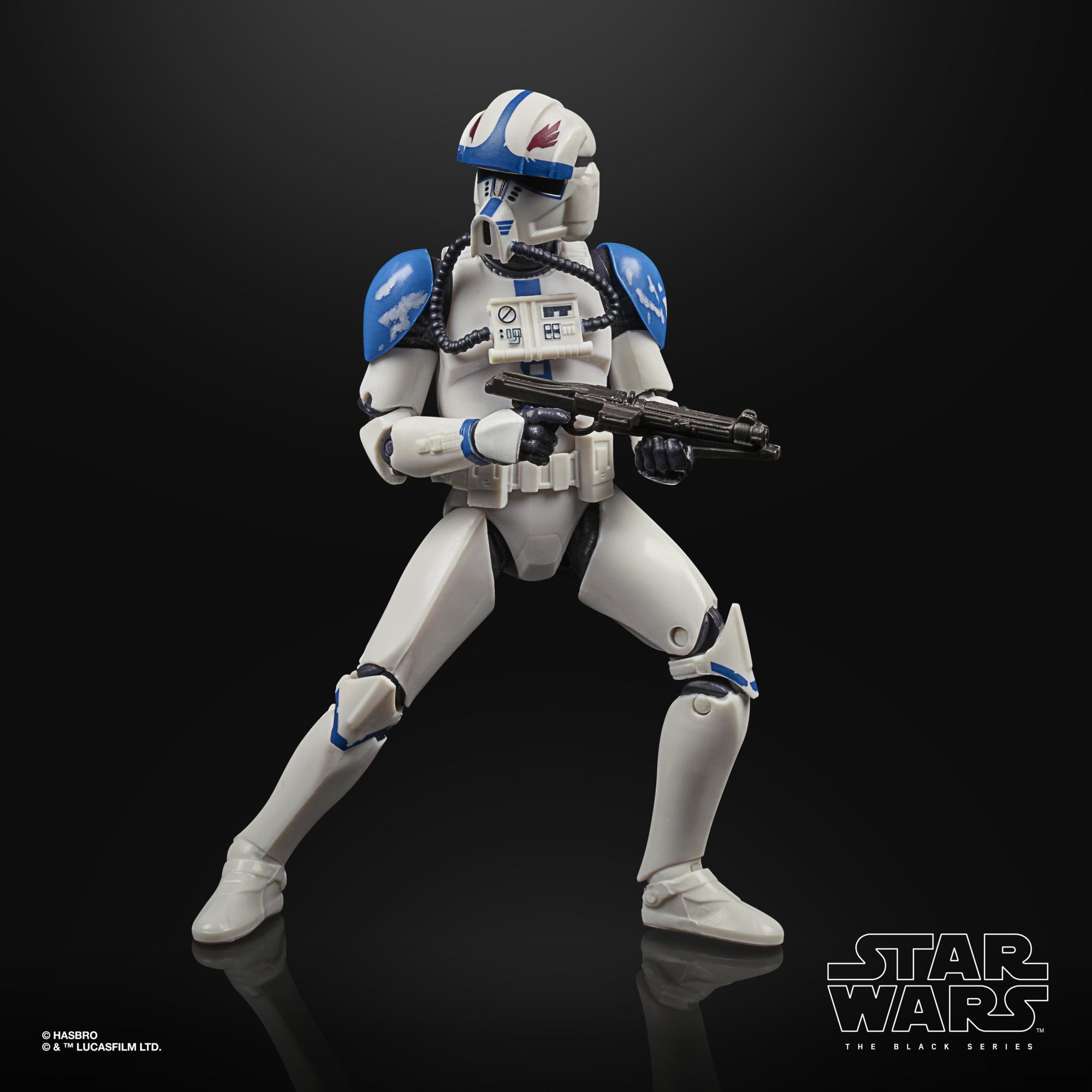 Star Wars The Black Series Clone Pilot Hawk F28115L0 5010993866502