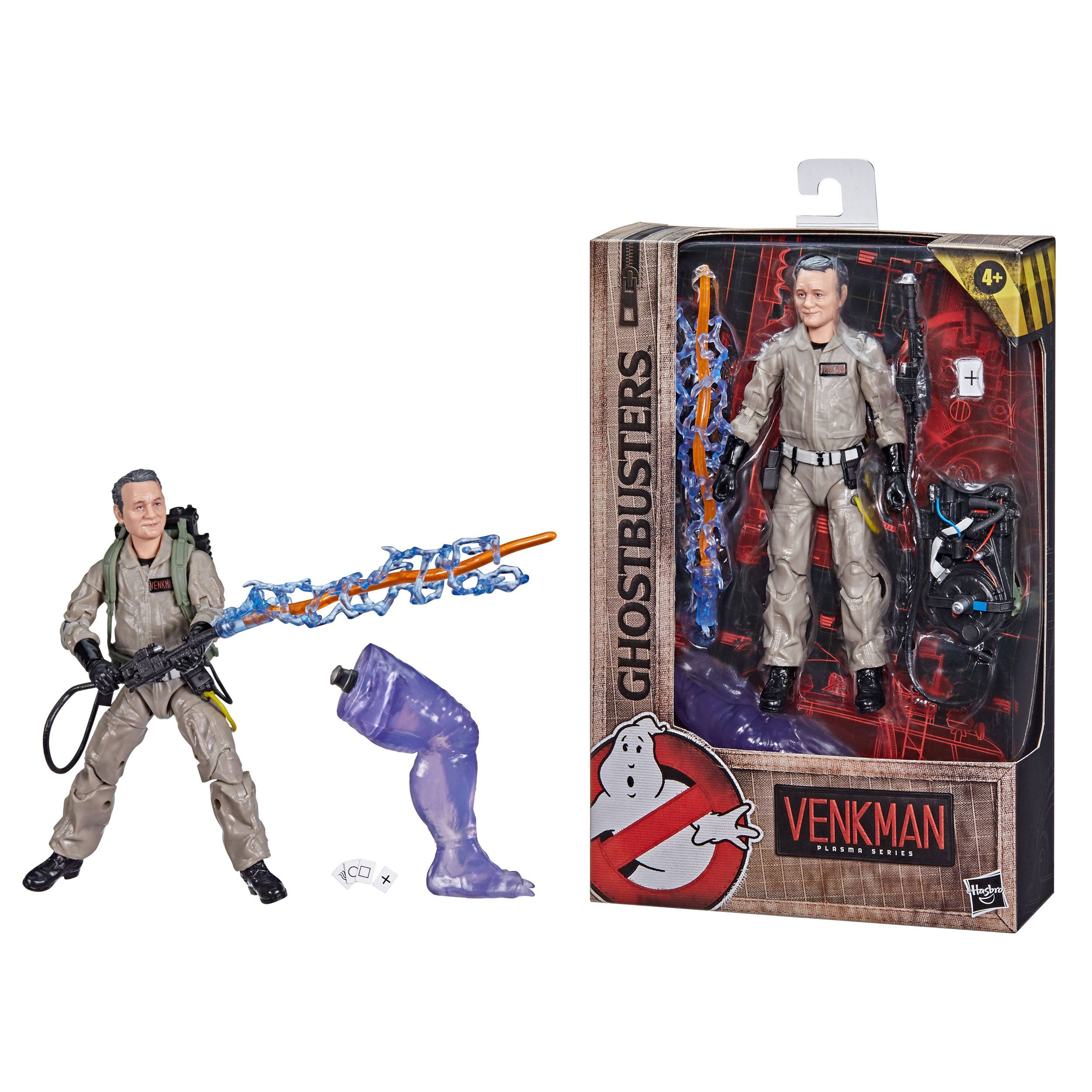 Ghostbusters Plasma Series Afterlife Figures Assortment (7) Wave F12525L00 5010993855094