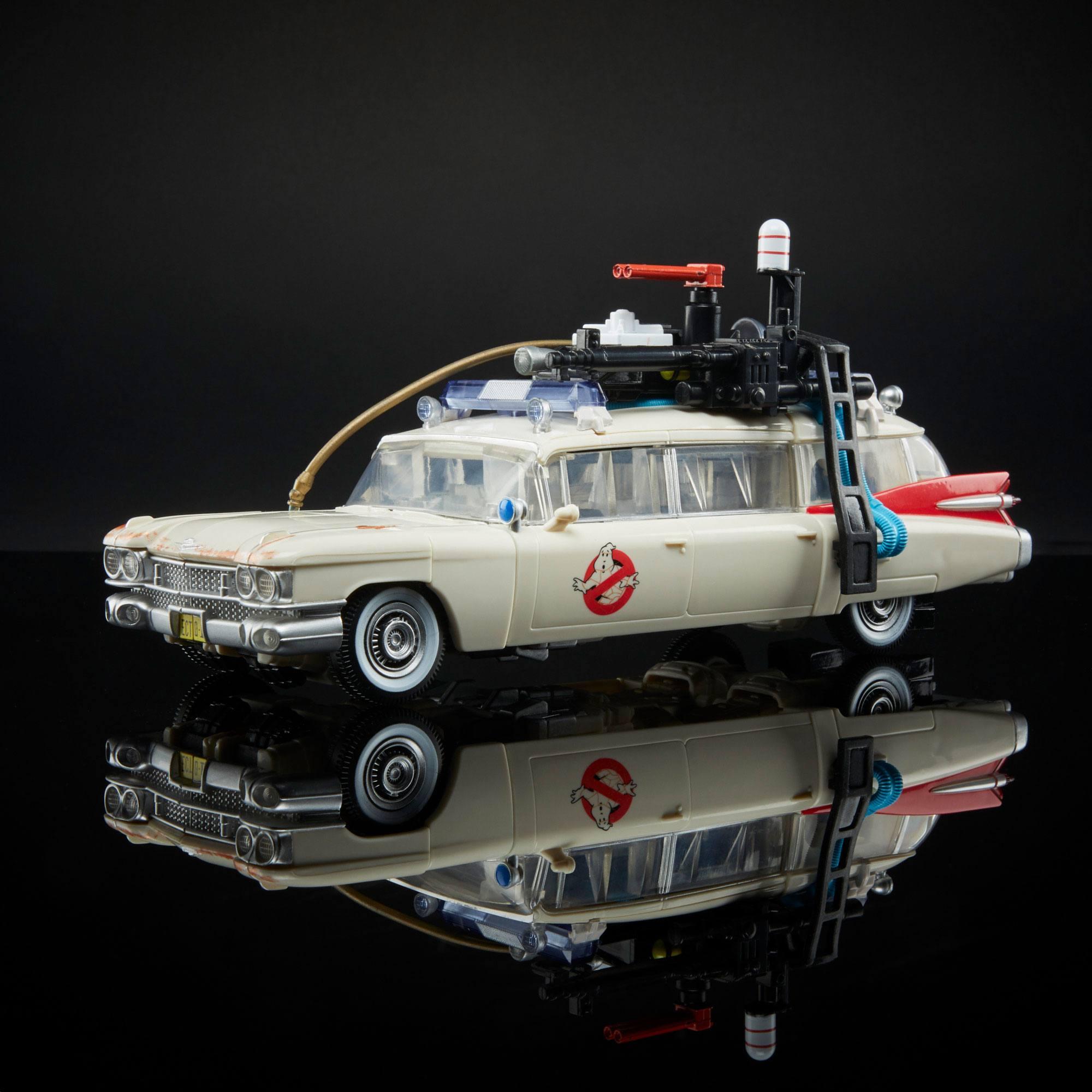 Transformers x Ghostbusters: Legacy Fahrzeug Ecto-1 E95565E00 5010993839940