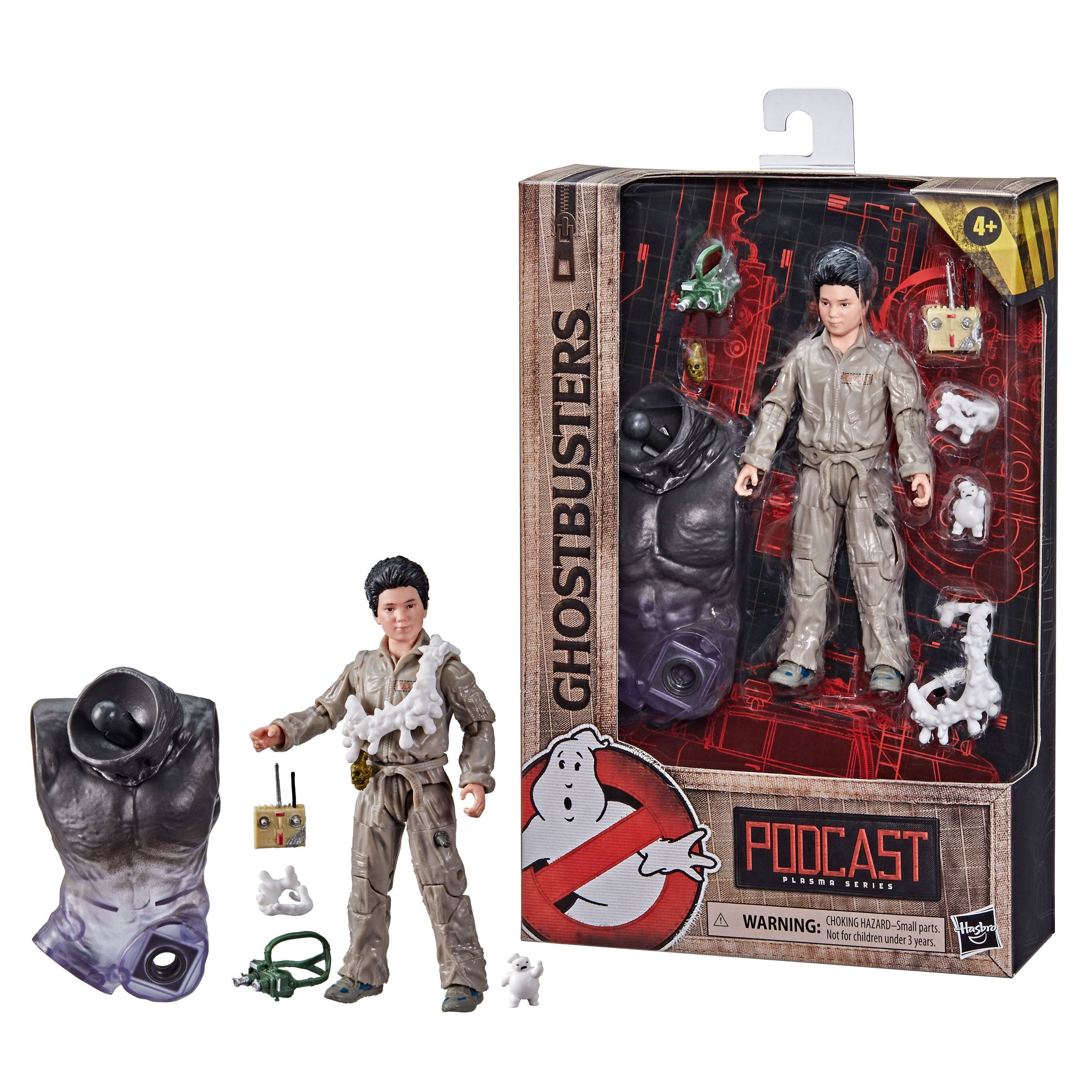 Ghostbusters Plasma Series Ghostbusters: Afterlife Podcast  5010993853274