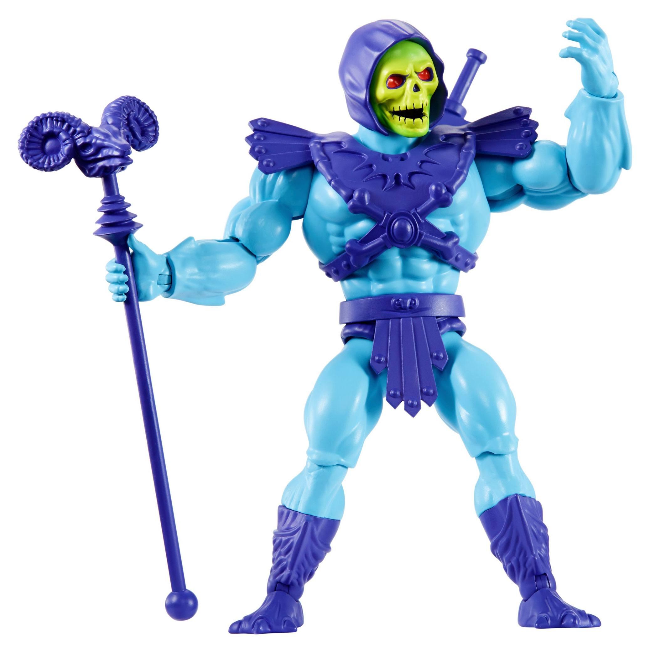 Masters of the Universe Origins Actionfigur 2020 Skeletor 14 cm MATTGNN88 0887961875409
