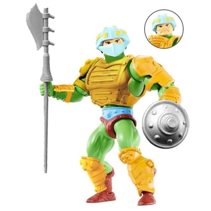 Masters of the Universe Origins Actionfigur 2021 Eternia Palace Guard 14 cm Exclusive MATTHCB06 0194735005864