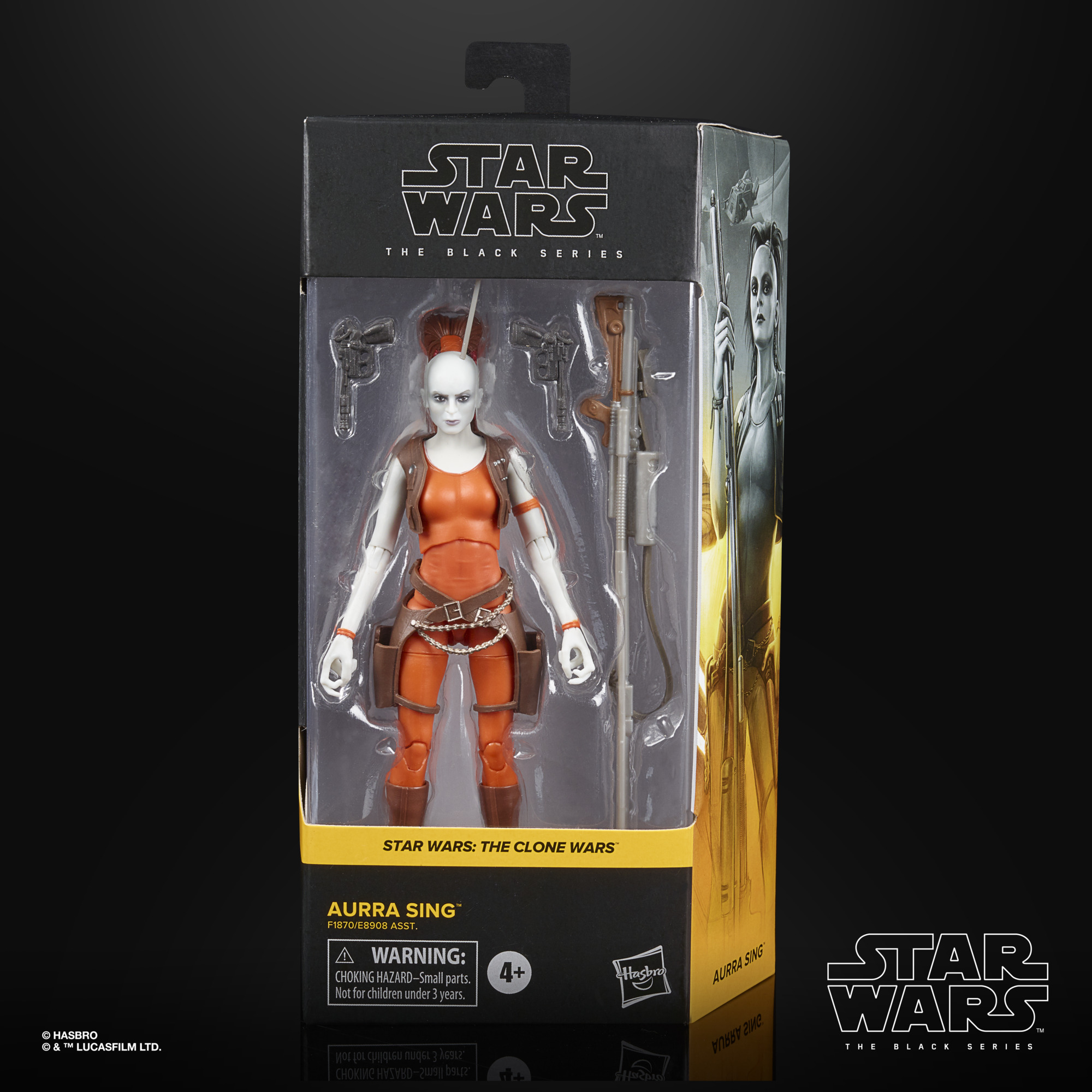 Star Wars The Black Series Aurra Sing 15cm F1870 5010993828029