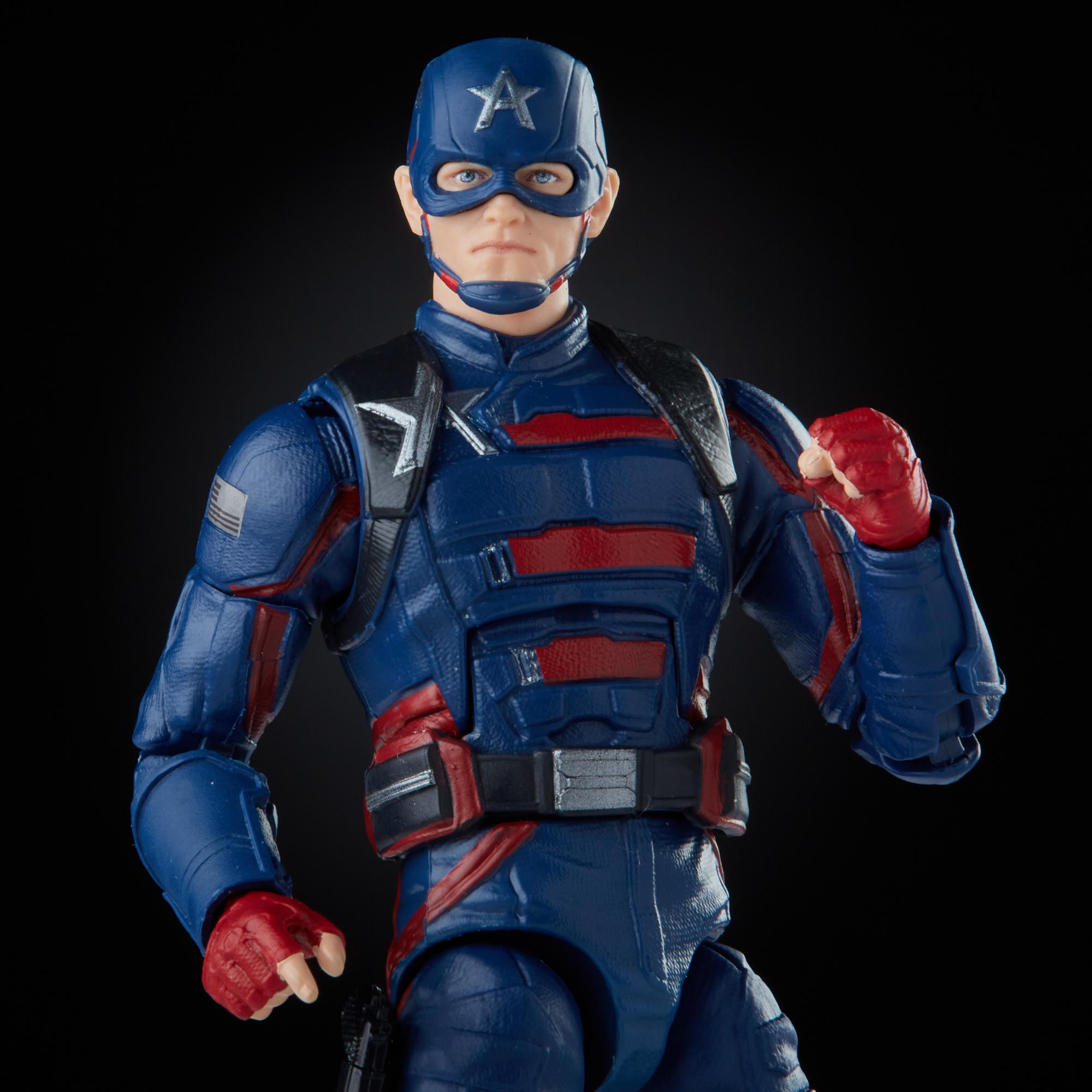 Marvel Legends Series Captain America: John F. Walker F02245L0 5010993860753