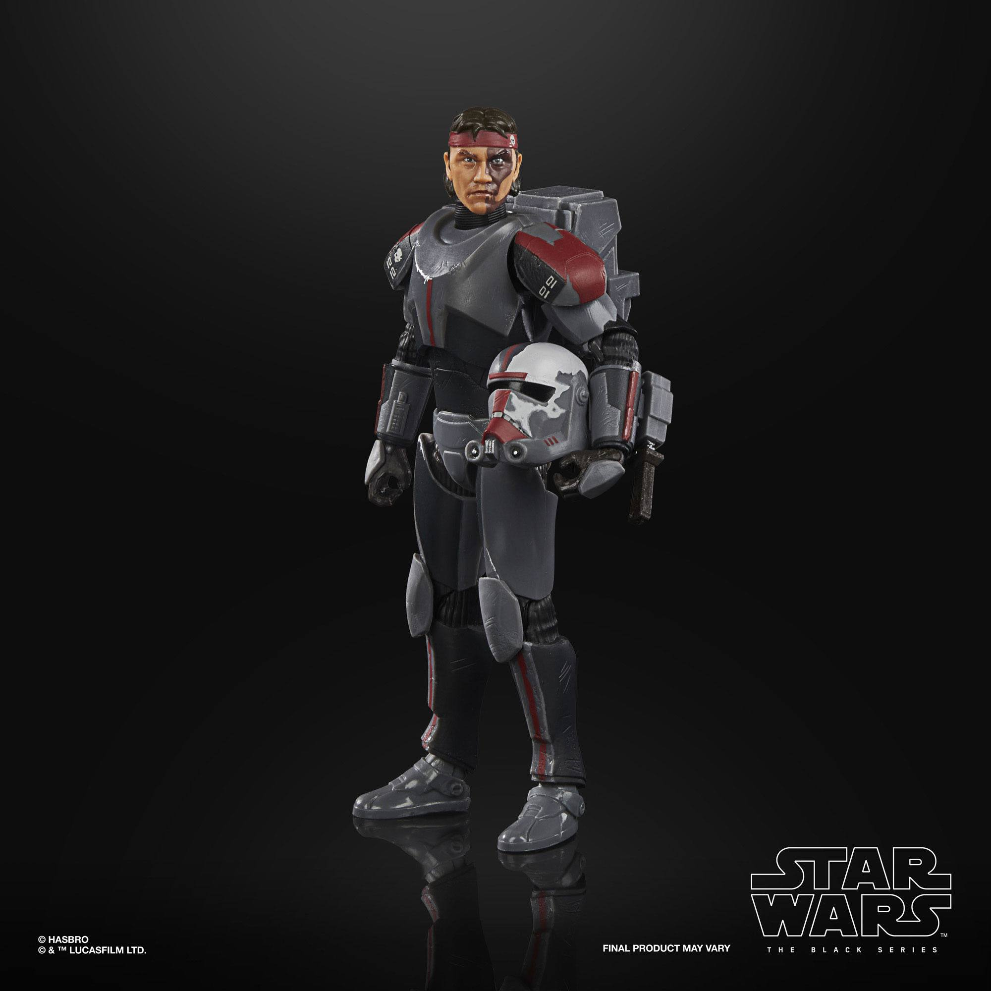 Star Wars The Black Series Bad Batch Hunter 15cm Actionfigur F1859 5010993813353