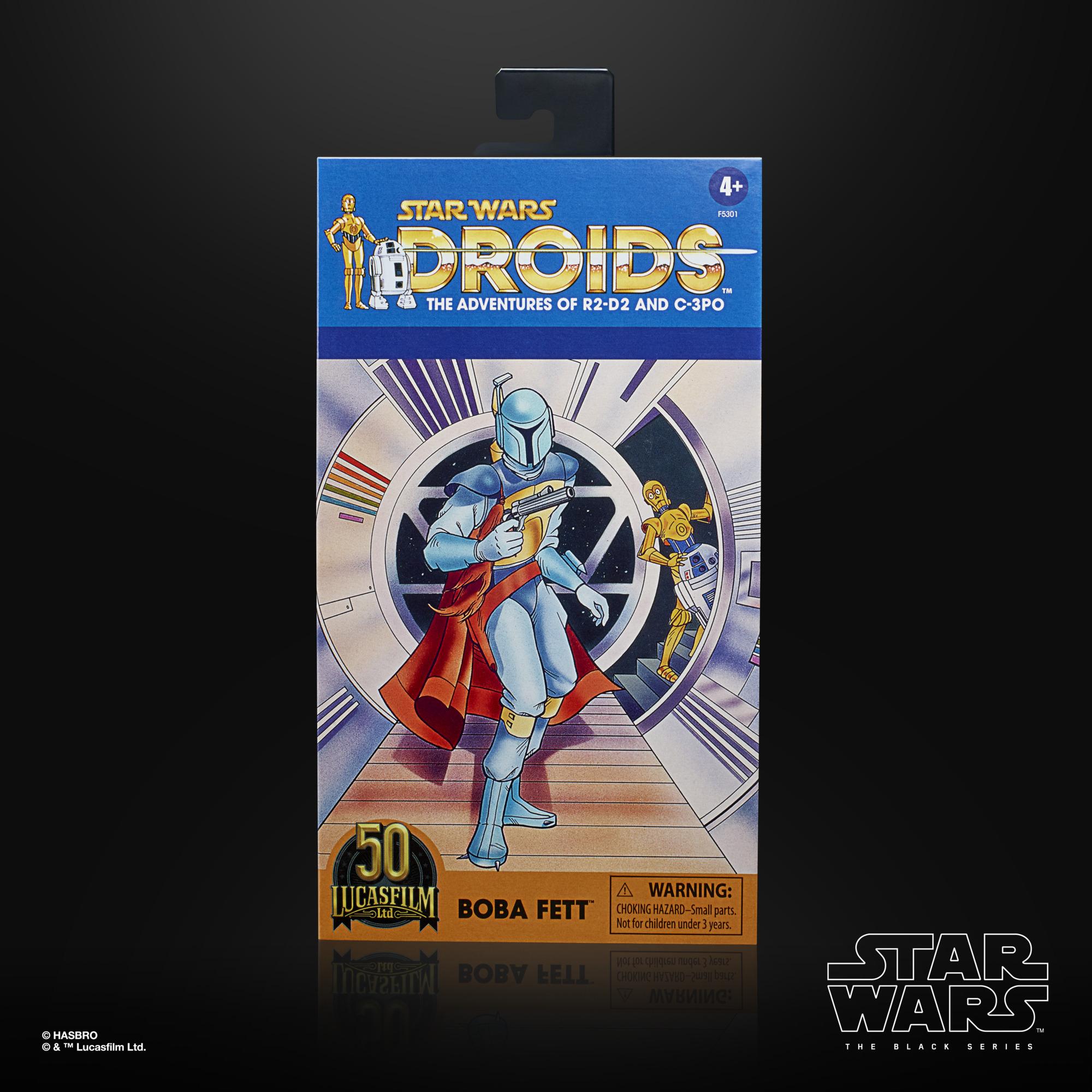 Star Wars: Droids Black Series Actionfigur 2021 Boba Fett 15 cm F53015L00 5010993938223