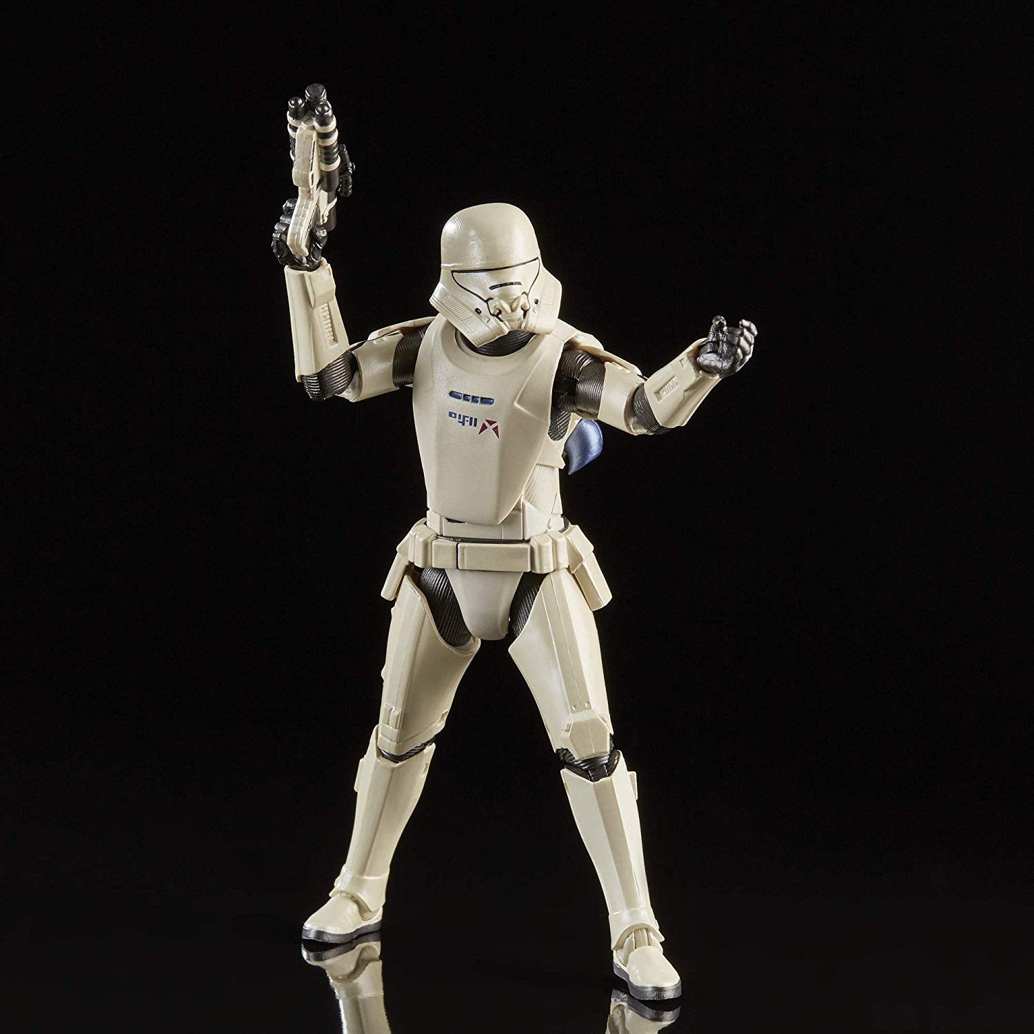 Star Wars The Black Series Carbonized First Order Jet Trooper E8442 5010993647378