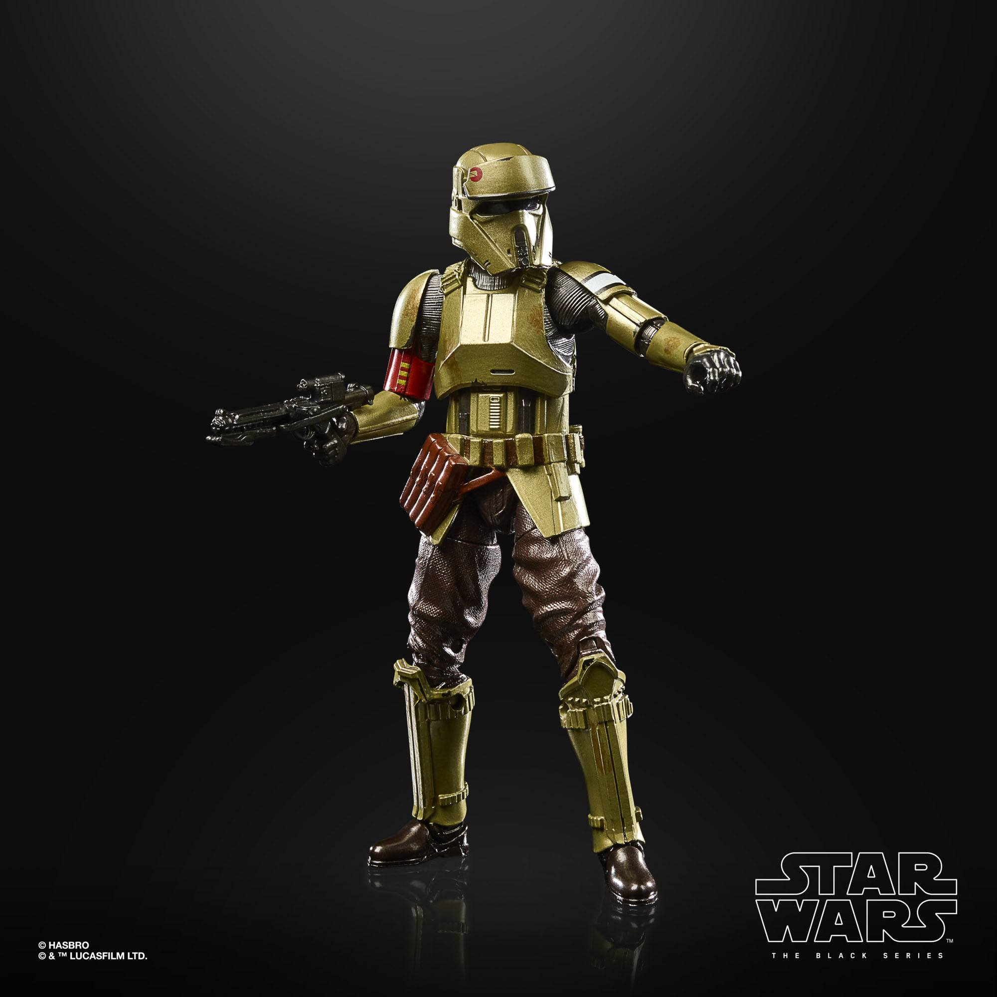 Star Wars The Black Series Carbonized Collection Shoretrooper F28785L00 5010993900114