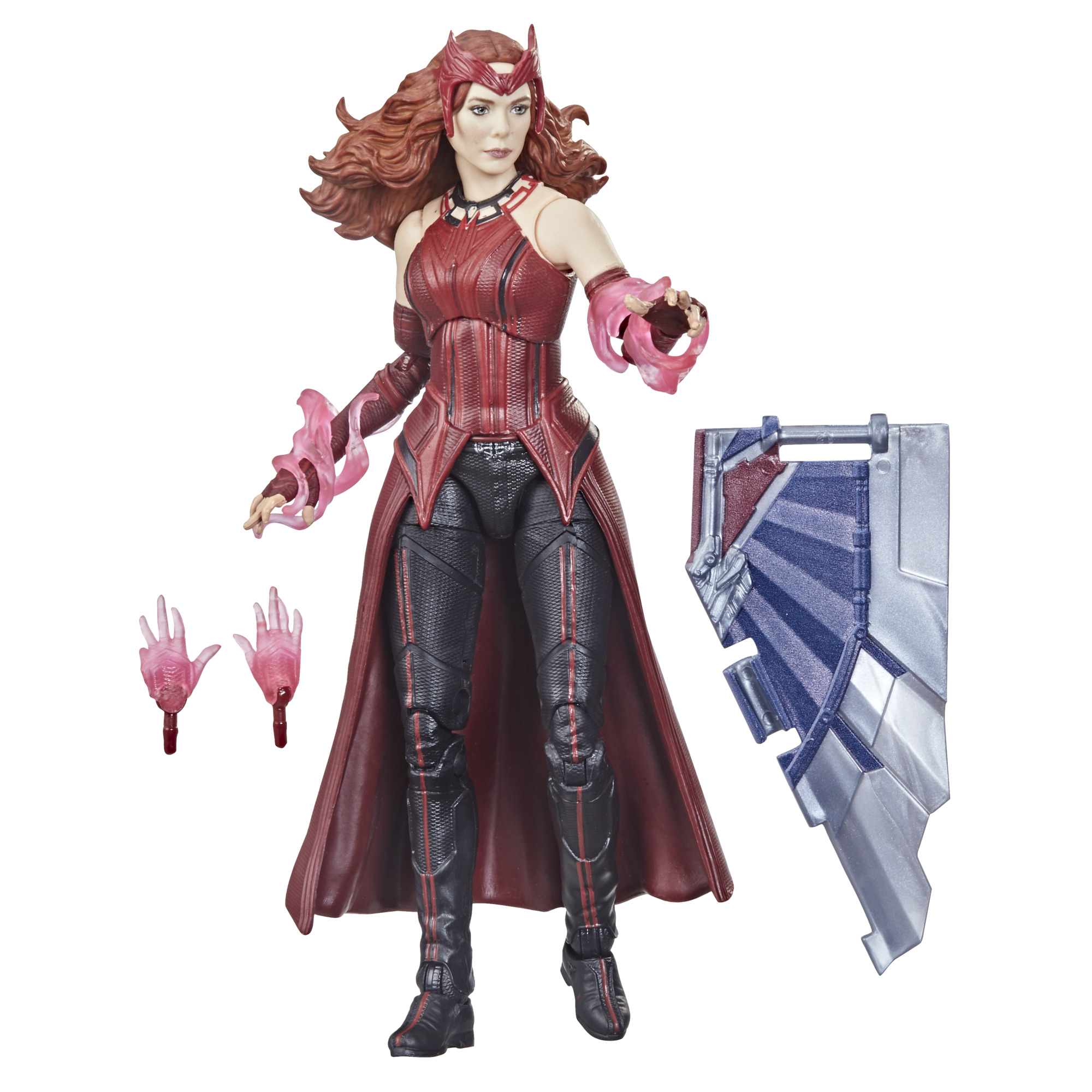 Marvel Legends Series Avengers Scarlet Witch Build a Figure F0324 5010993791132