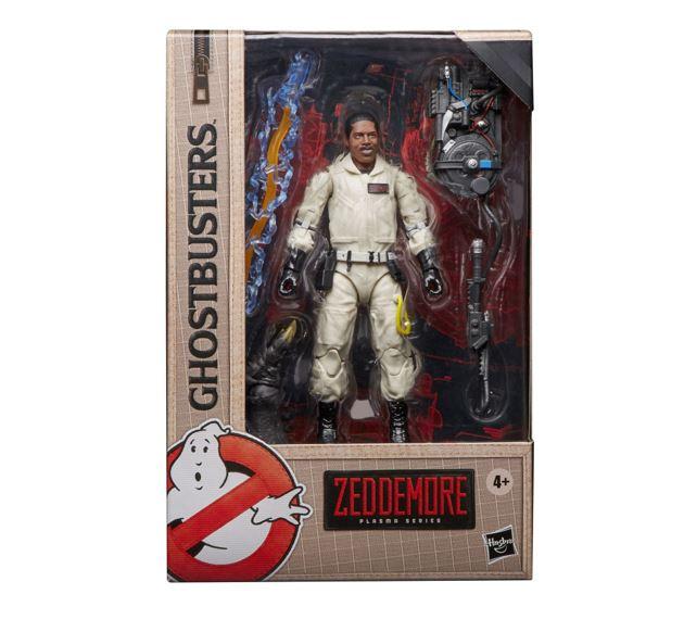 Ghostbusters Plasma Series Figure Zeddemore 15cm  E9797 5010993689071
