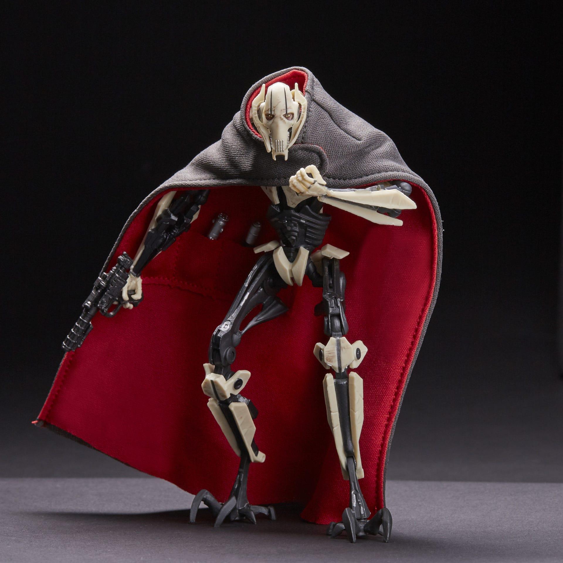Star Wars The Black Series Deluxe General Grievous Action Figure 15cm E2989EU40 5010993554423