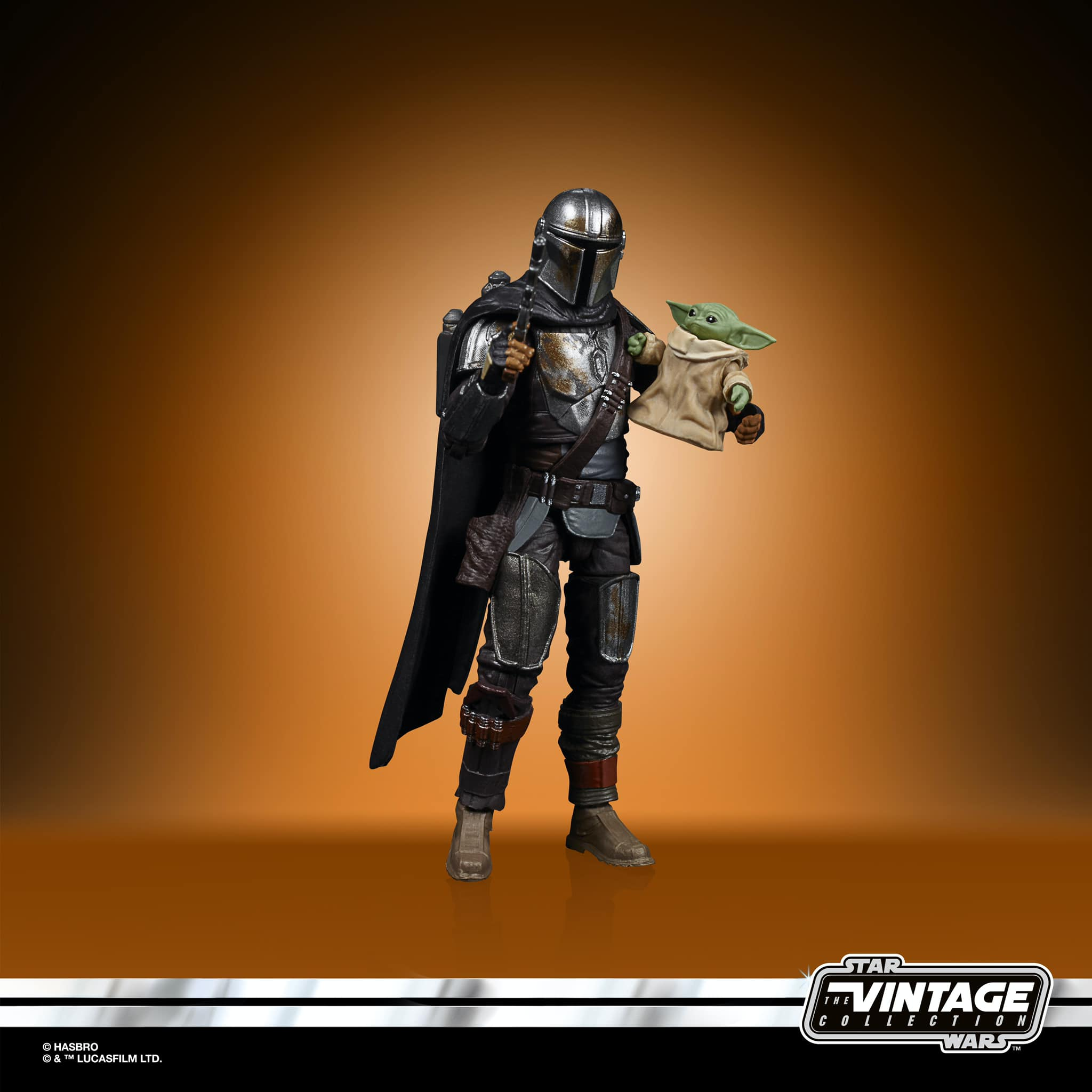 Import Star Wars The Vintage Collection Din Djarin (The Mandalorian) F0880 5010993792696