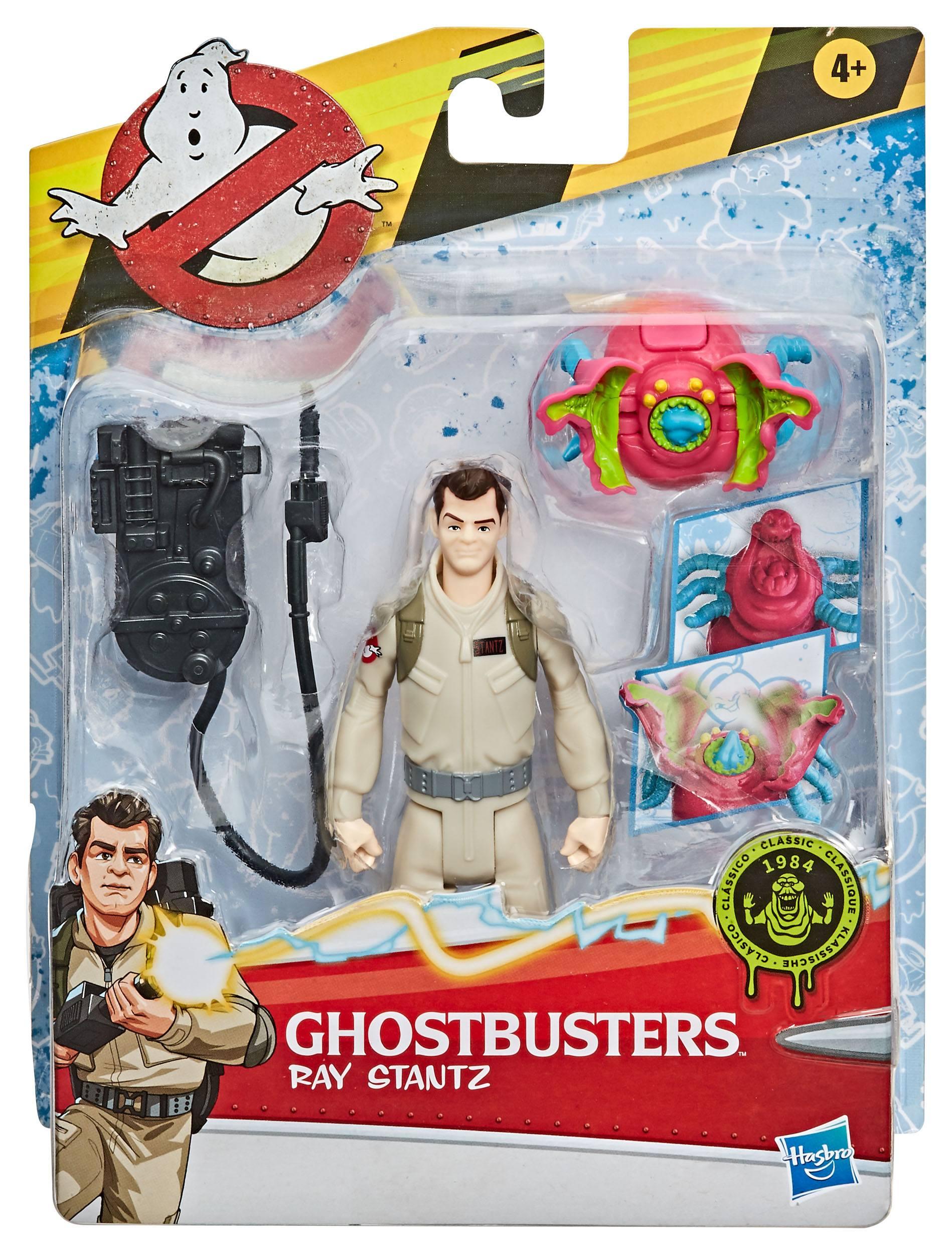 Ghostbusters Geisterschreck Figures Assortment (4) Wave 1 E95445L00 5010993689354