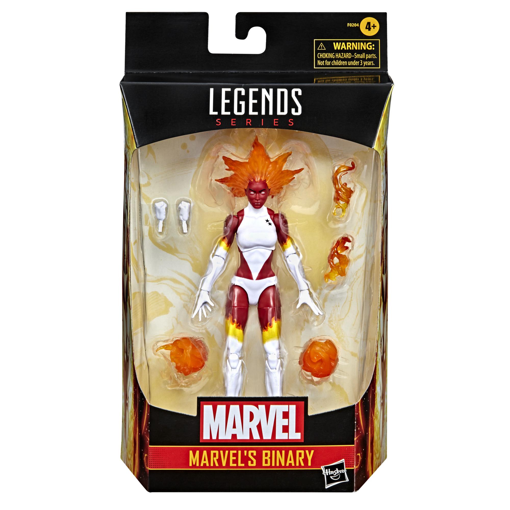 Marvel Legends Collection Marvel's Binary 15cm F02045L00 5010993839889