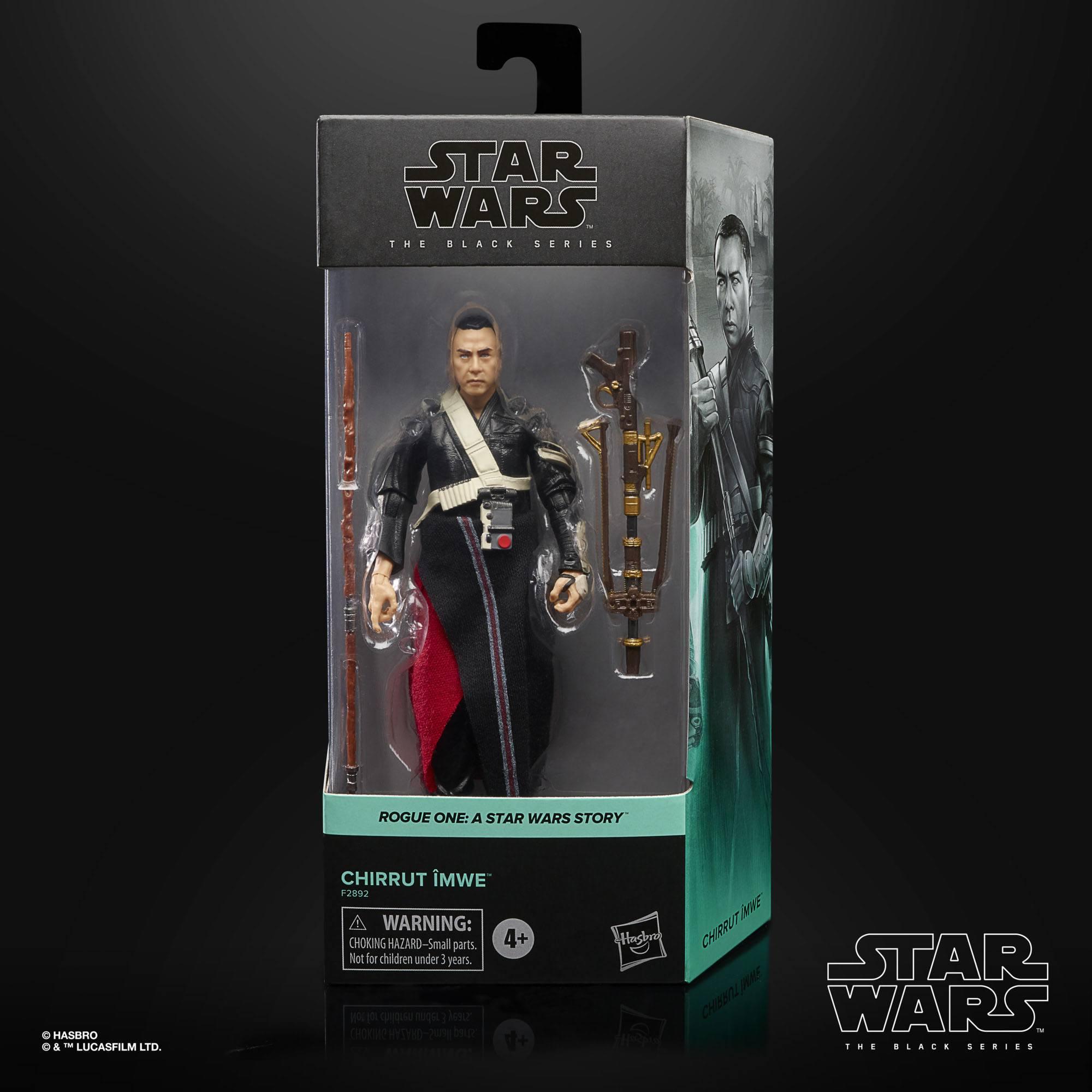 Star Wars The Black Series Chirrut Îmwe F28925L00 5010993906666