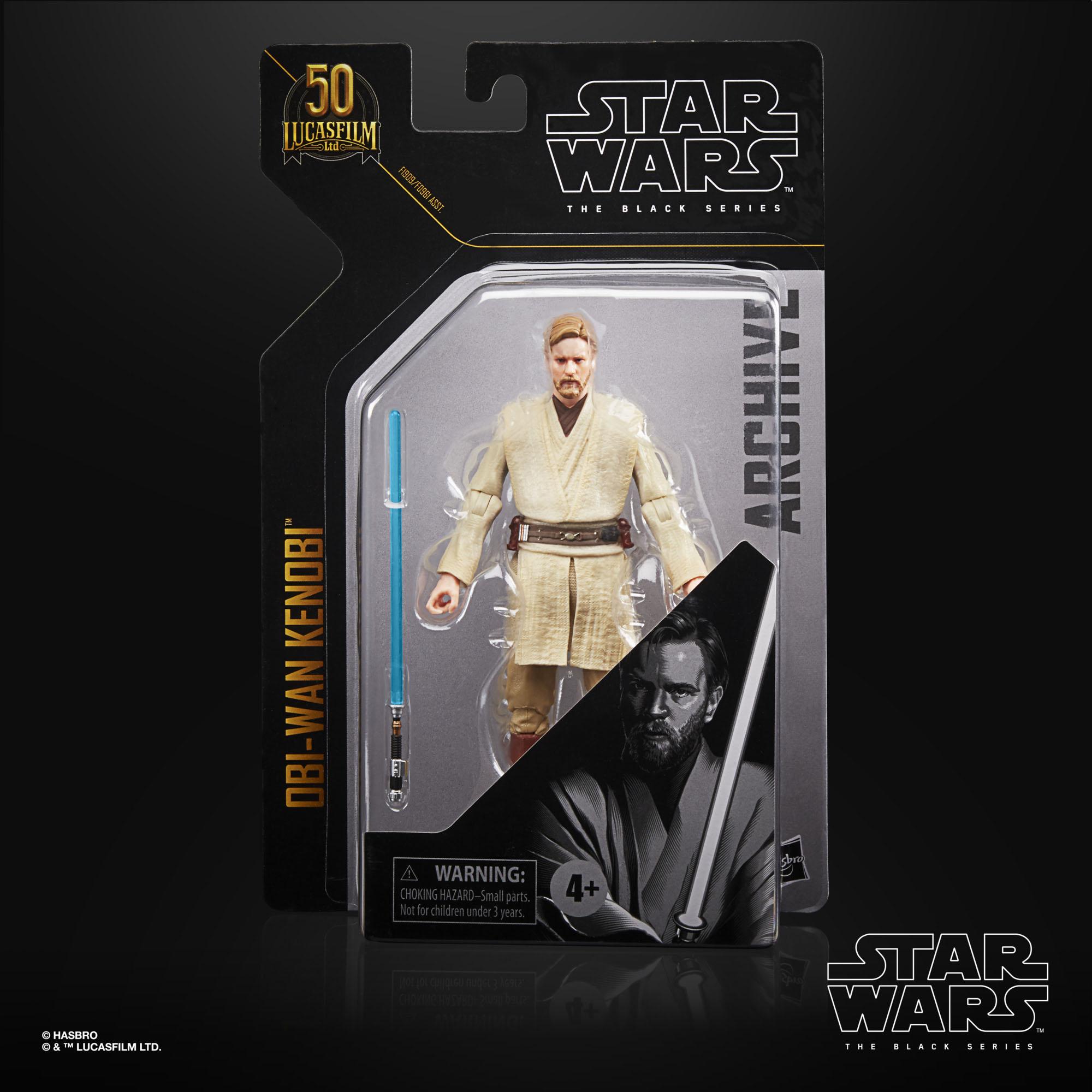 Star Wars The Black Series Archive Obi Wan Trooper F1909