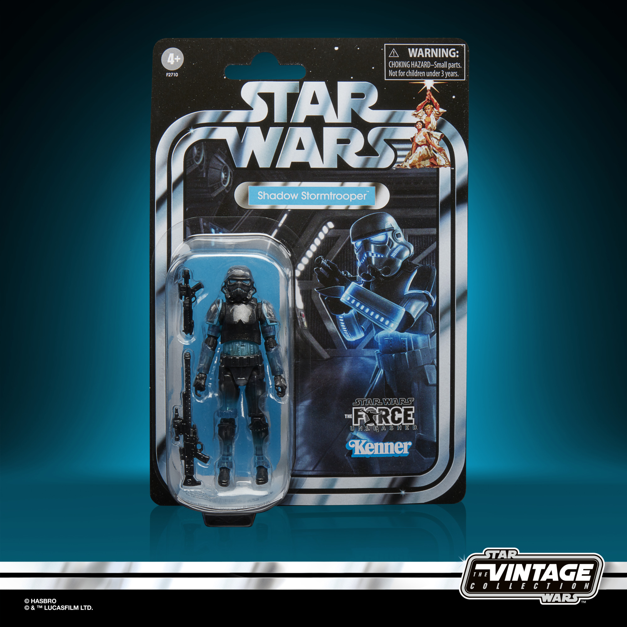 Star Wars The Vintage Collection Shadow Stormtrooper Gaming Greats F2710 5010993866991