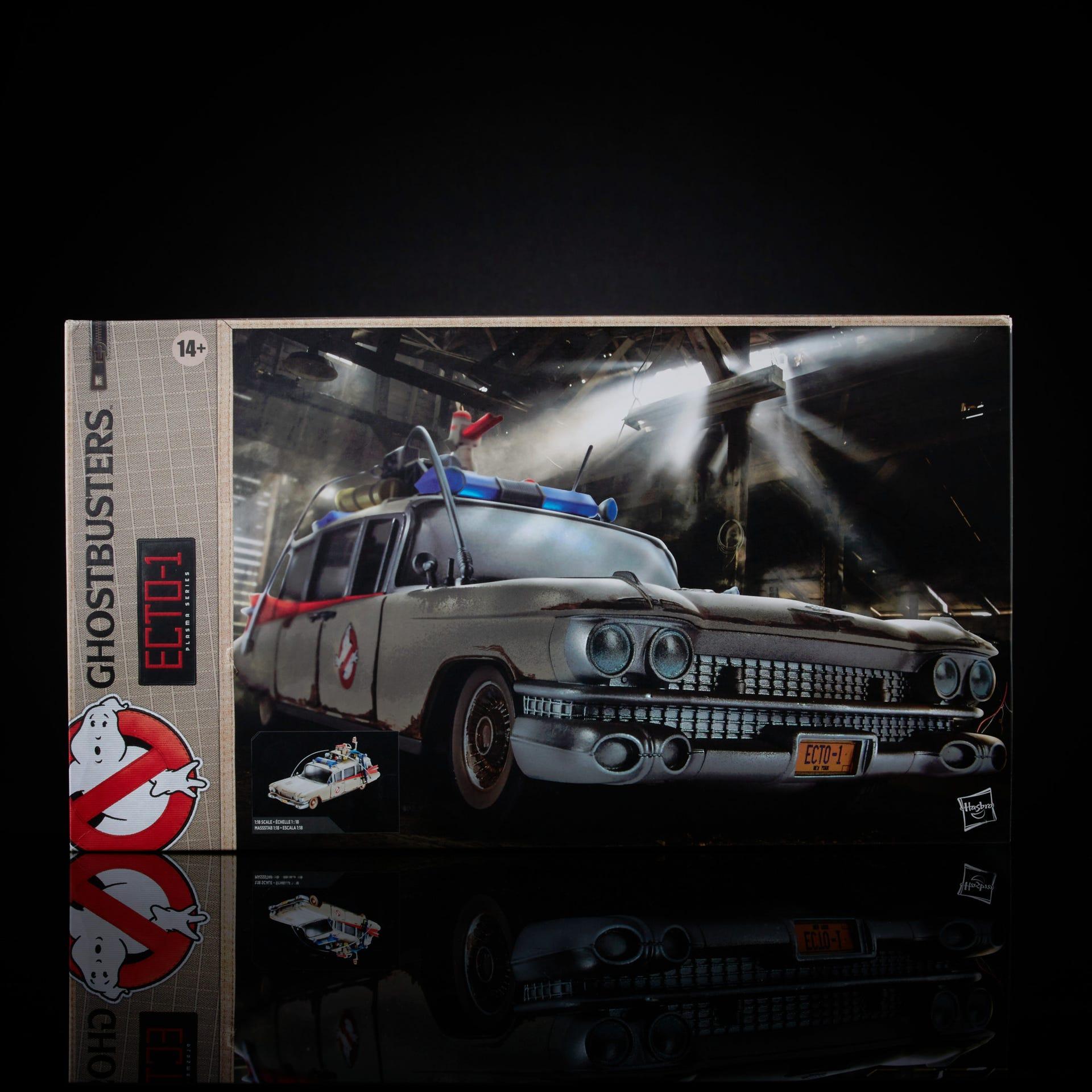 Ghostbusters Plasma Series Fahrzeug Ecto-1 E9557 5010993697922