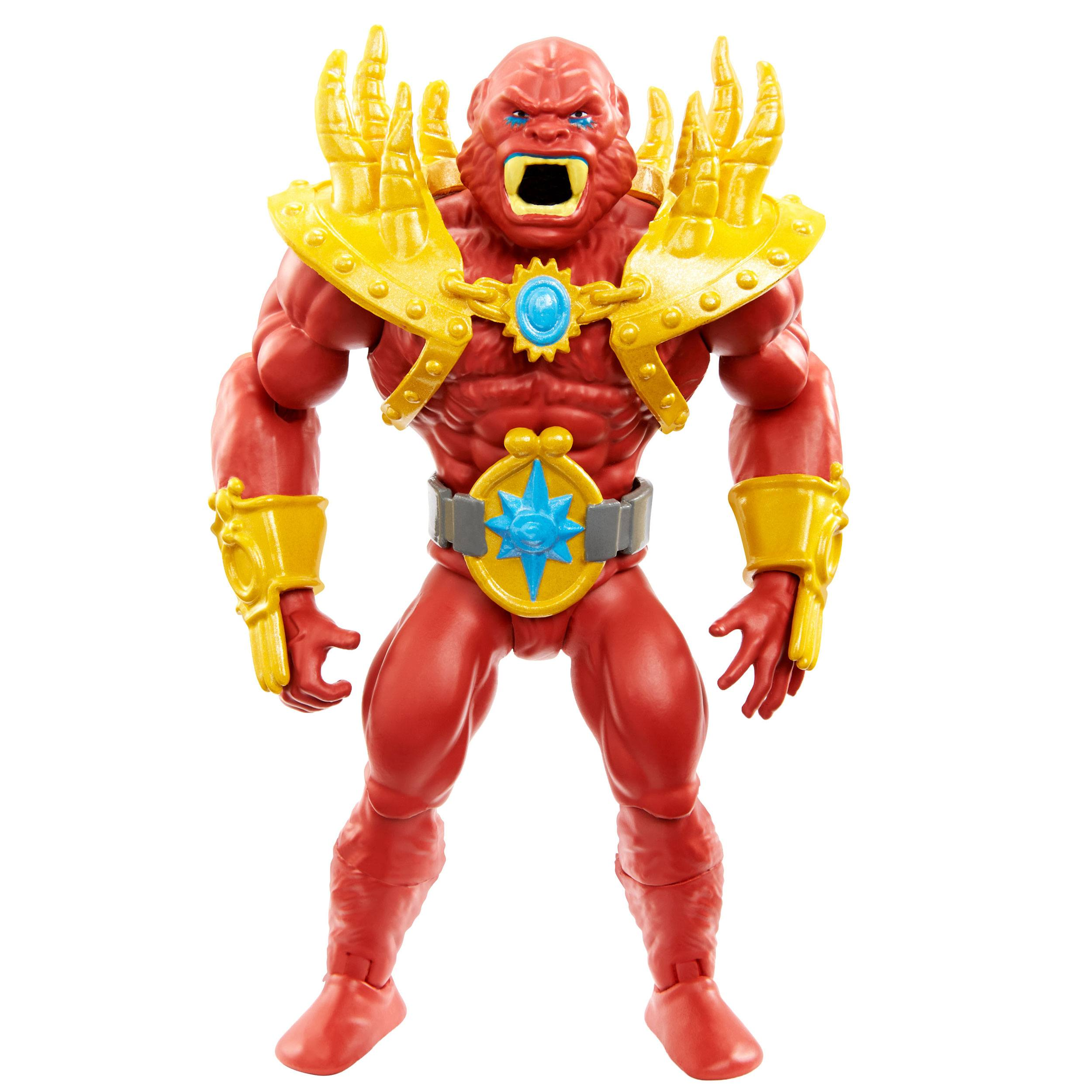 Masters of the Universe Origins Actionfigur 2021 Lords of Power Beast Man 14 cm MATTGYY26 0887961982794
