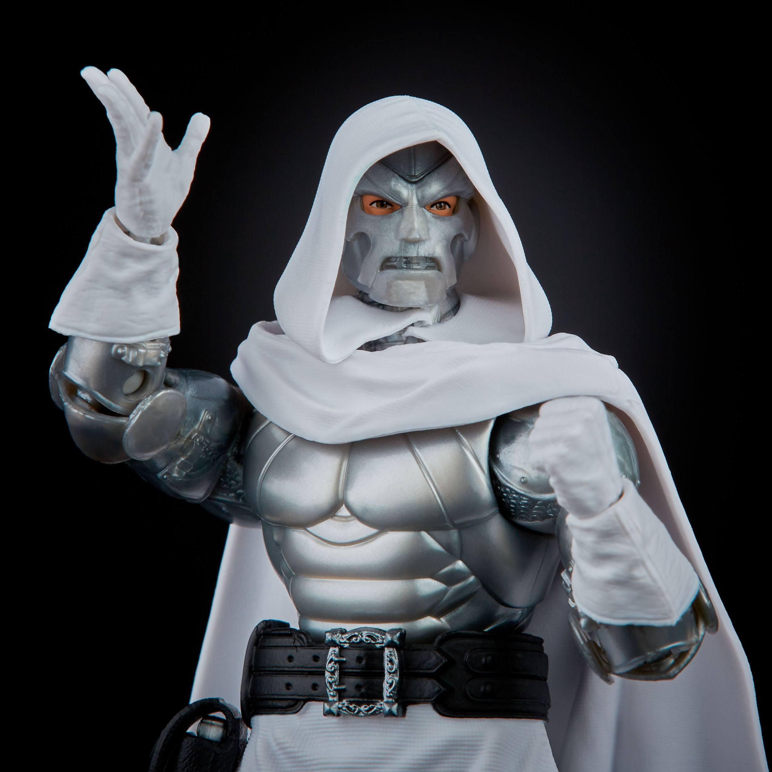 Marvel Super Villains Marvel Legends Series Actionfigur 2021 Dr. Doom 15 cm HASF2796 5010993834716