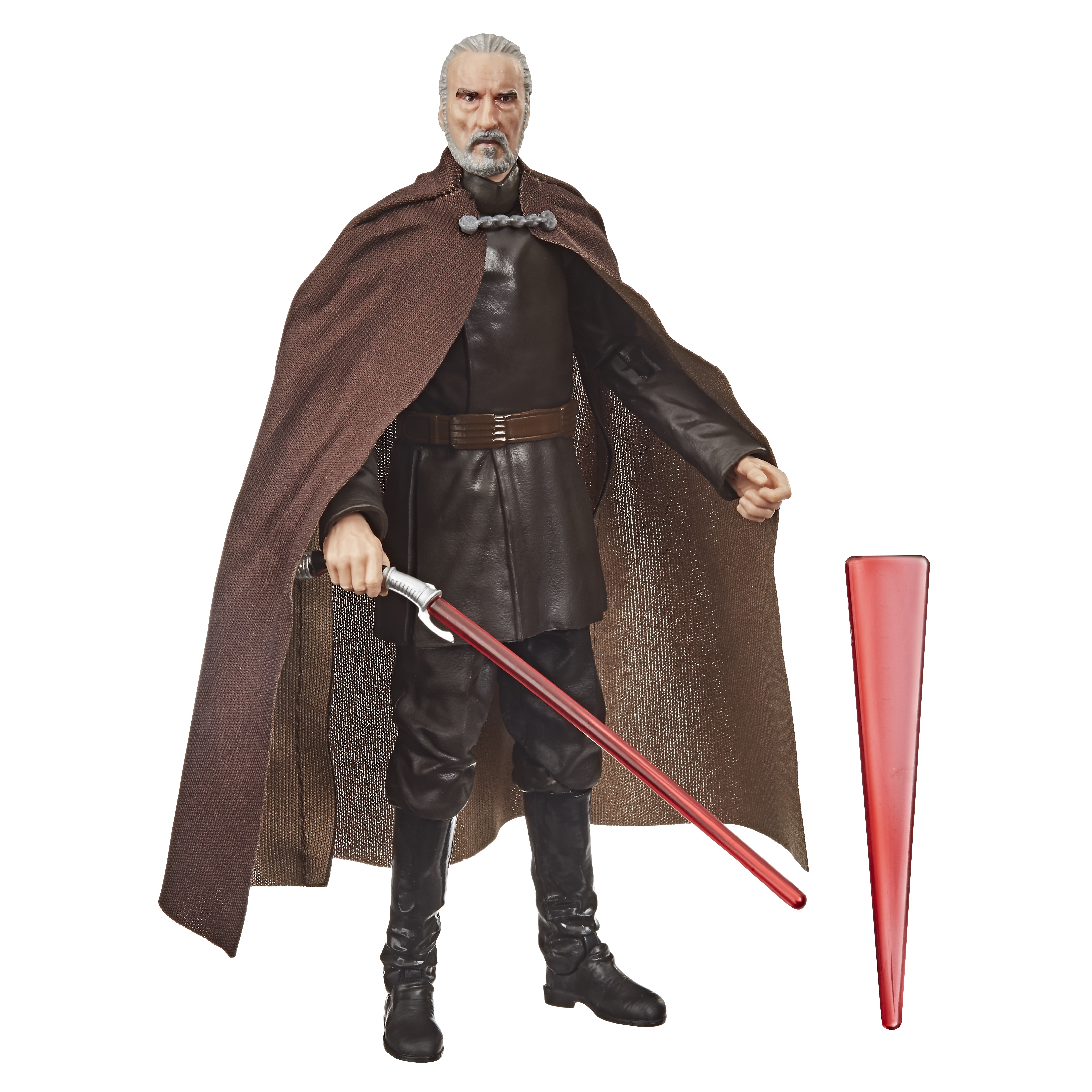 Star Wars The Black Series Count Dooku 15cm Actionfigur E8072 5010993654017