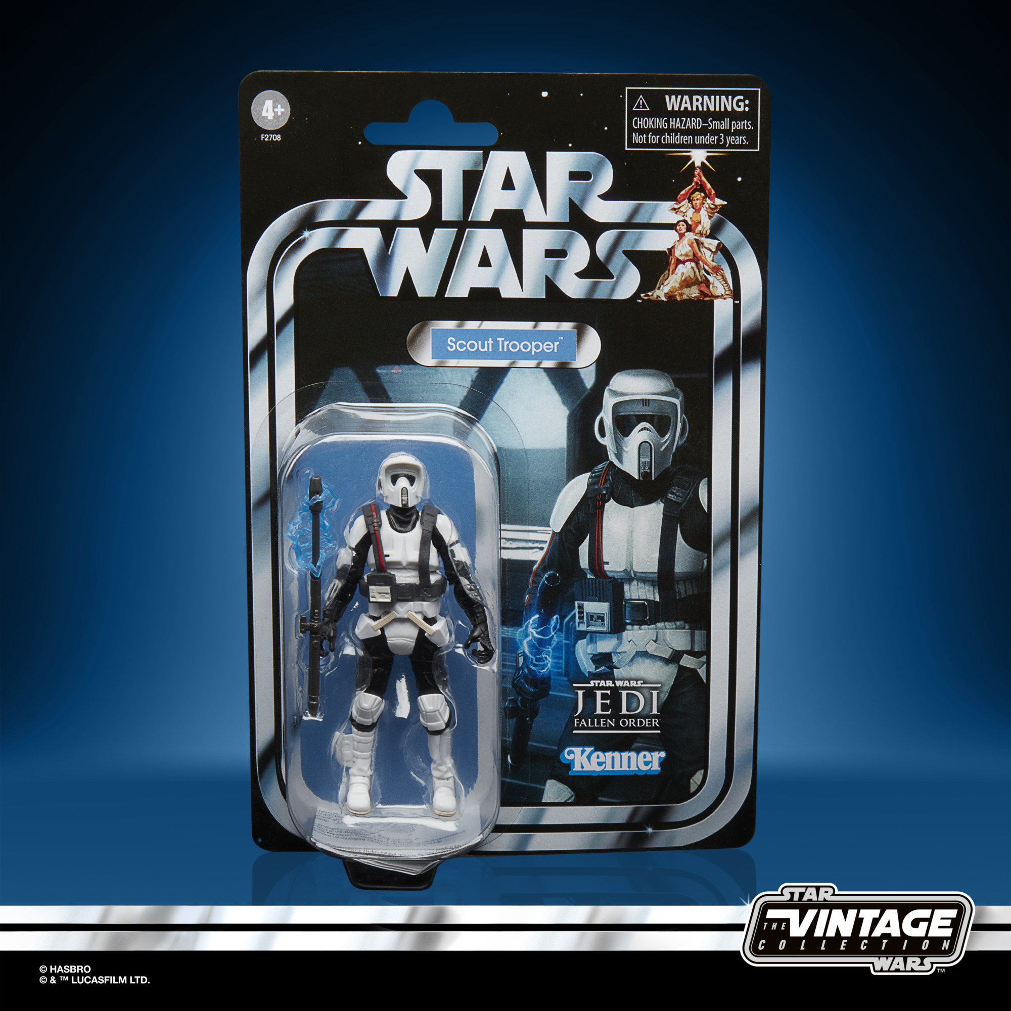 Star Wars The Vintage Collection Shock Scout Trooper Gaming Greats F2708 5010993866793
