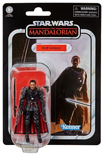 Star Wars The Vintage Collection Moff Gideon  5010993800834