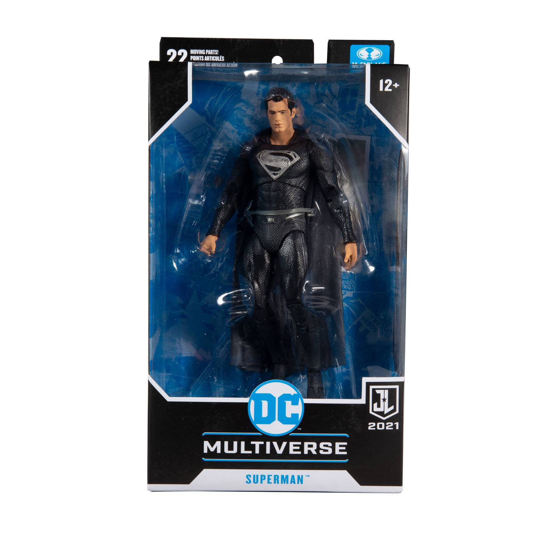 DC Justice League Movie Actionfigur Superman 18 cm MCF15095-7 787926150957