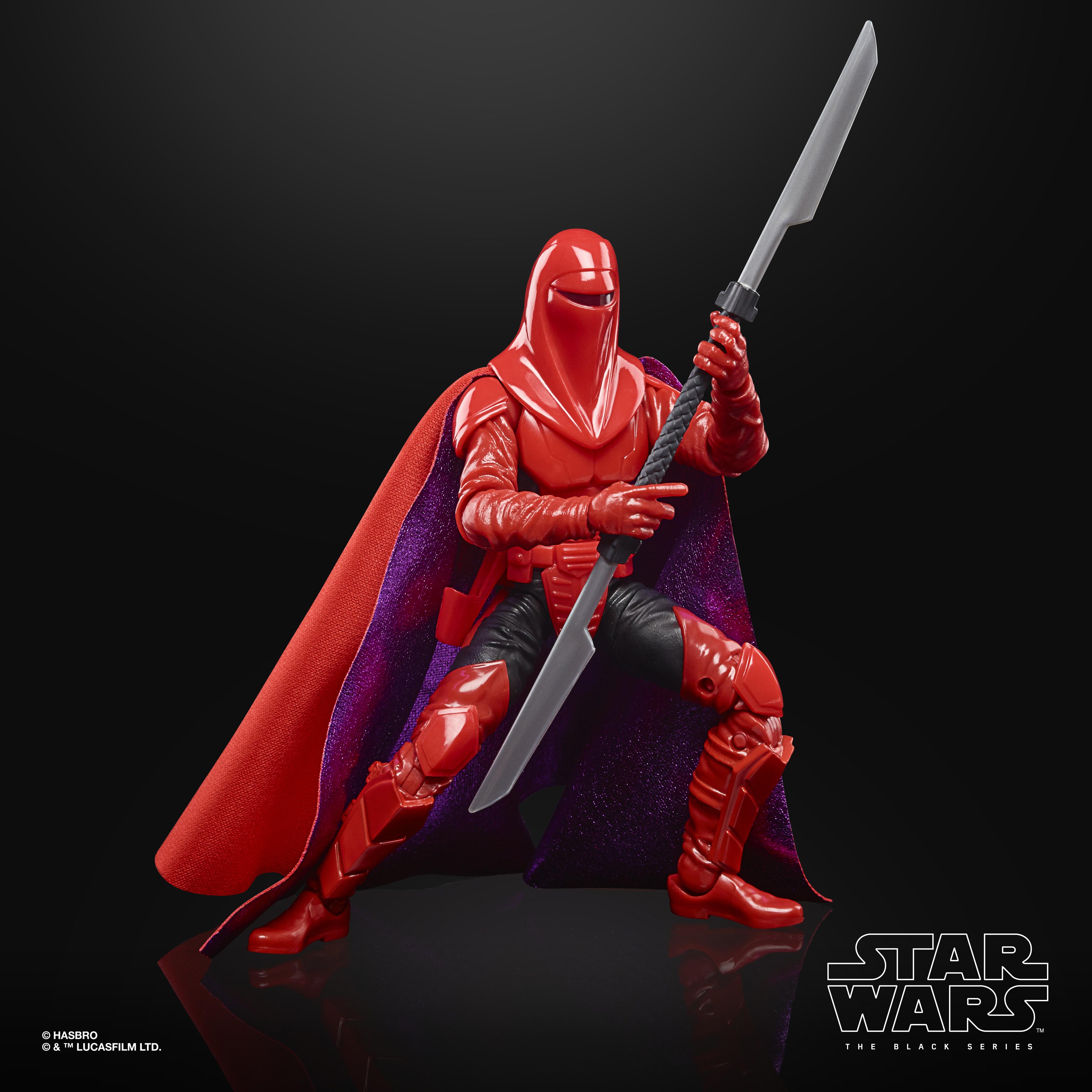 Star Wars The Black Series Carnor Jax LUCASFILM 50TH ANNIVERSARY FIGURE F28165L00 5010993863242