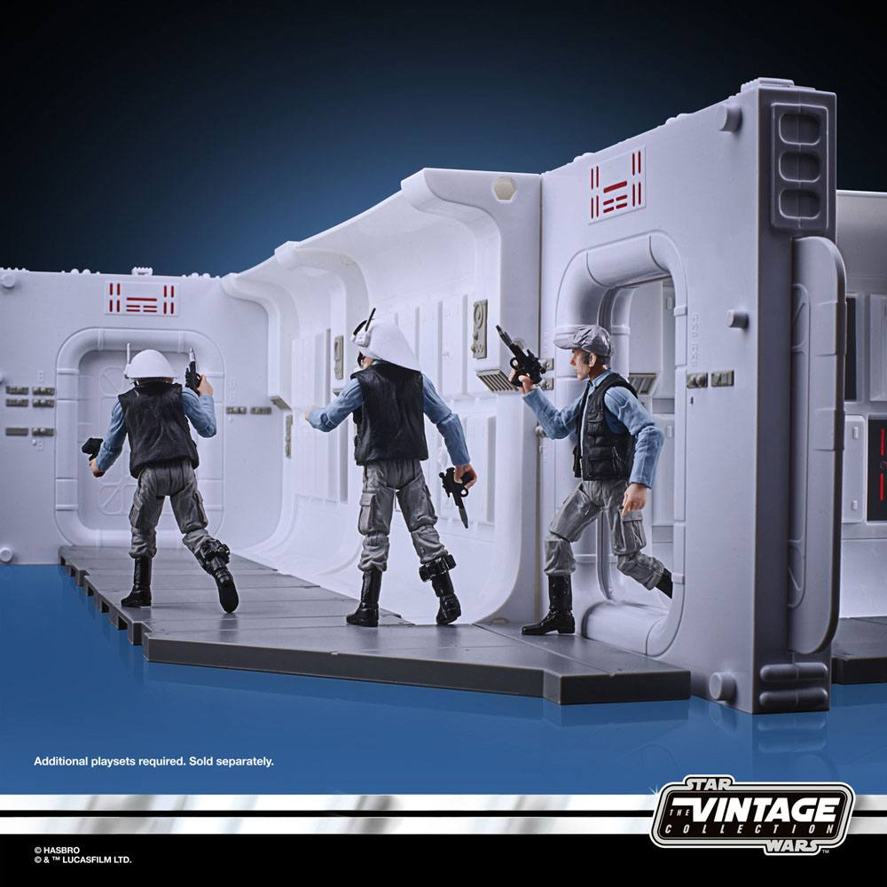 Star Wars The Vintage Collection Tantive IV Hallway with Rogue One Rebel Fleet F05845L00 5010993800872