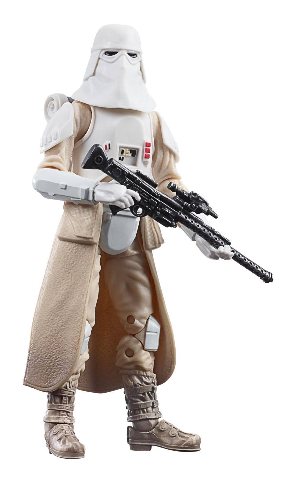 "Star Wars The Black Series 40th Anniversary Snowtrooper 6"" Reihe E9315 5010993714957"