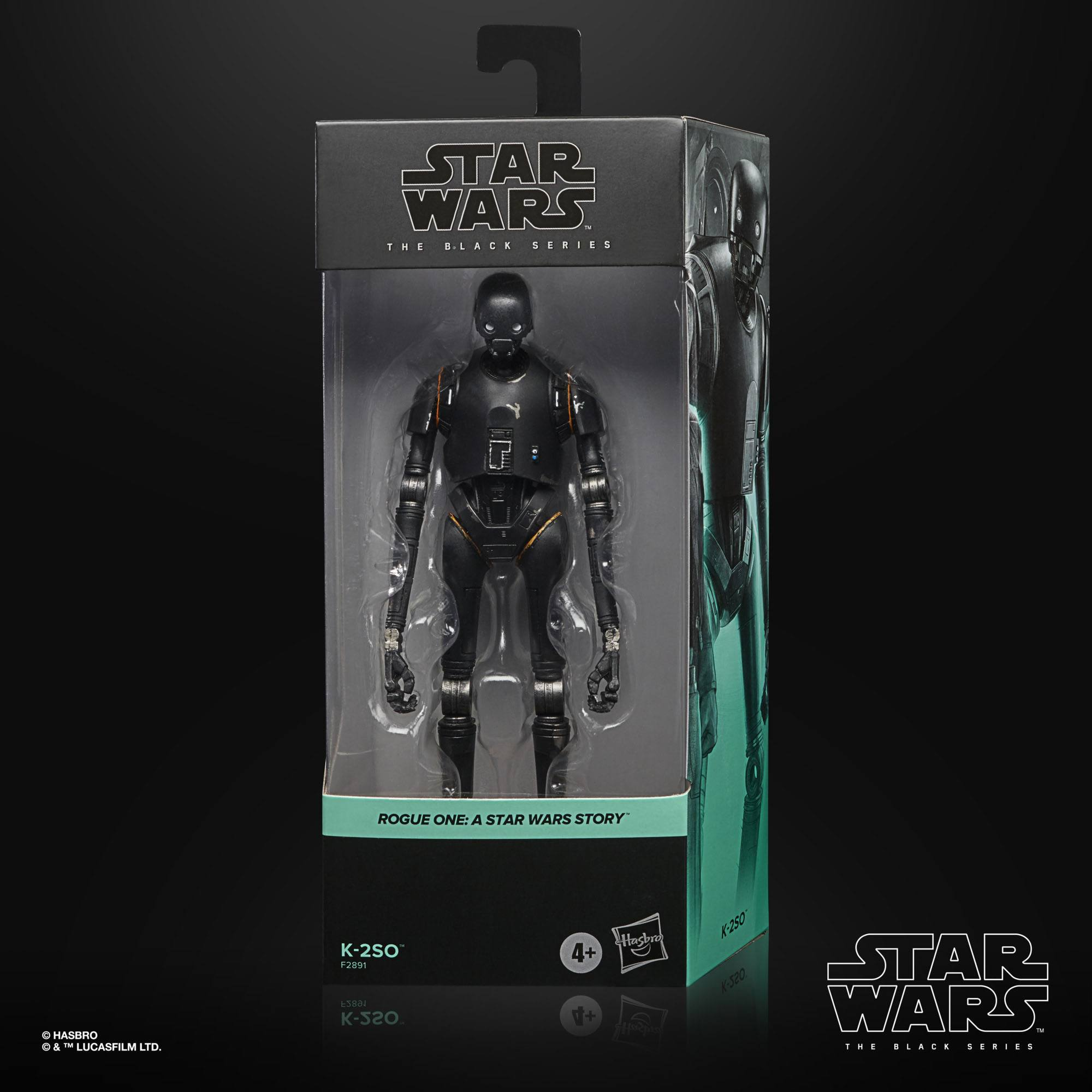 Star Wars The Black Series K-2SO F28915L0 5010993905096