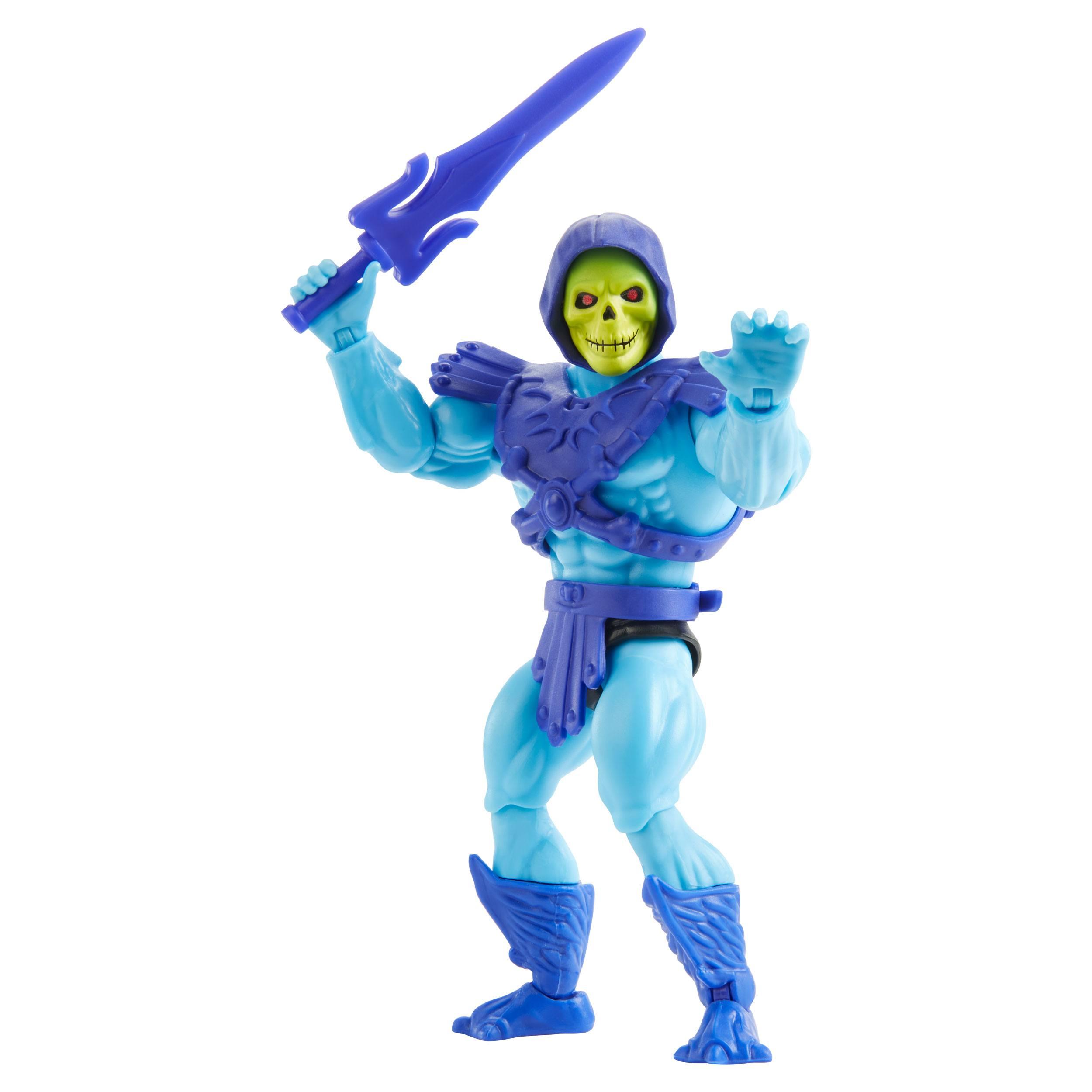 Masters of the Universe Origins Actionfigur 2021 Classic Skeletor 14 cm HGH45 0194735049103