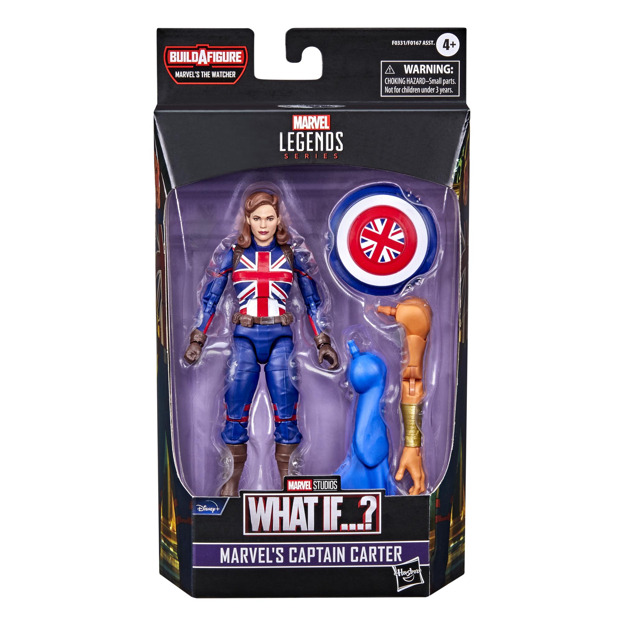 Marvel Legends Series Marvel's Captain Carter