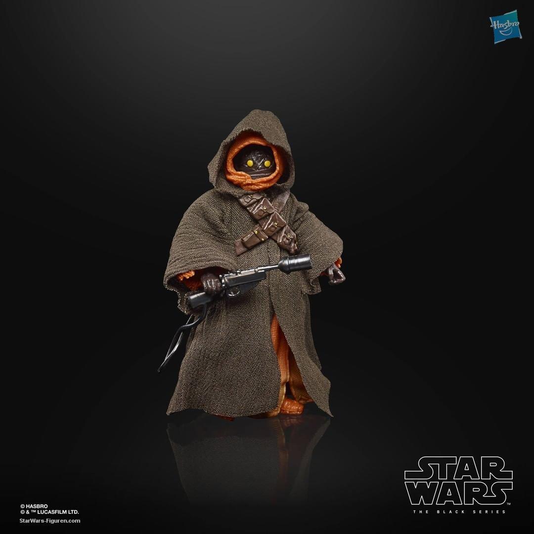 Star Wars The Black Series Jawa 6-Inch-Scale Lucasfilm 50th Anniversary   (im Shipper) :-)  F28085S00 05010993869664