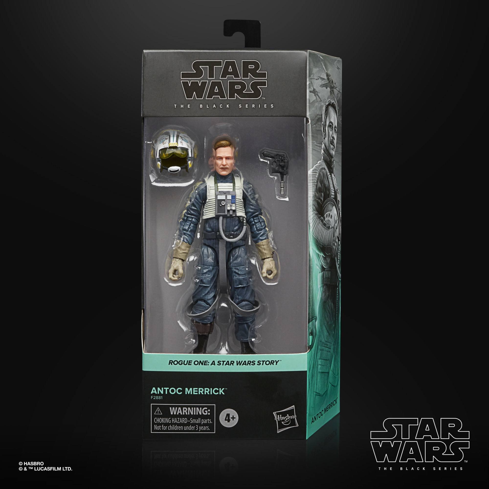 Star Wars The Black Series Antoc Merrick Target Exclusive F28815L0 5010993904990