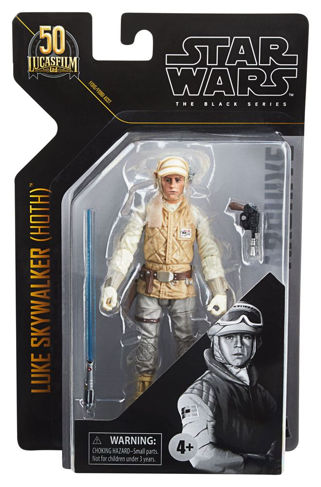 Star Wars Black Series Archive 50th Anniversary Luke Skywalker (Hoth) F1310 5010993813421
