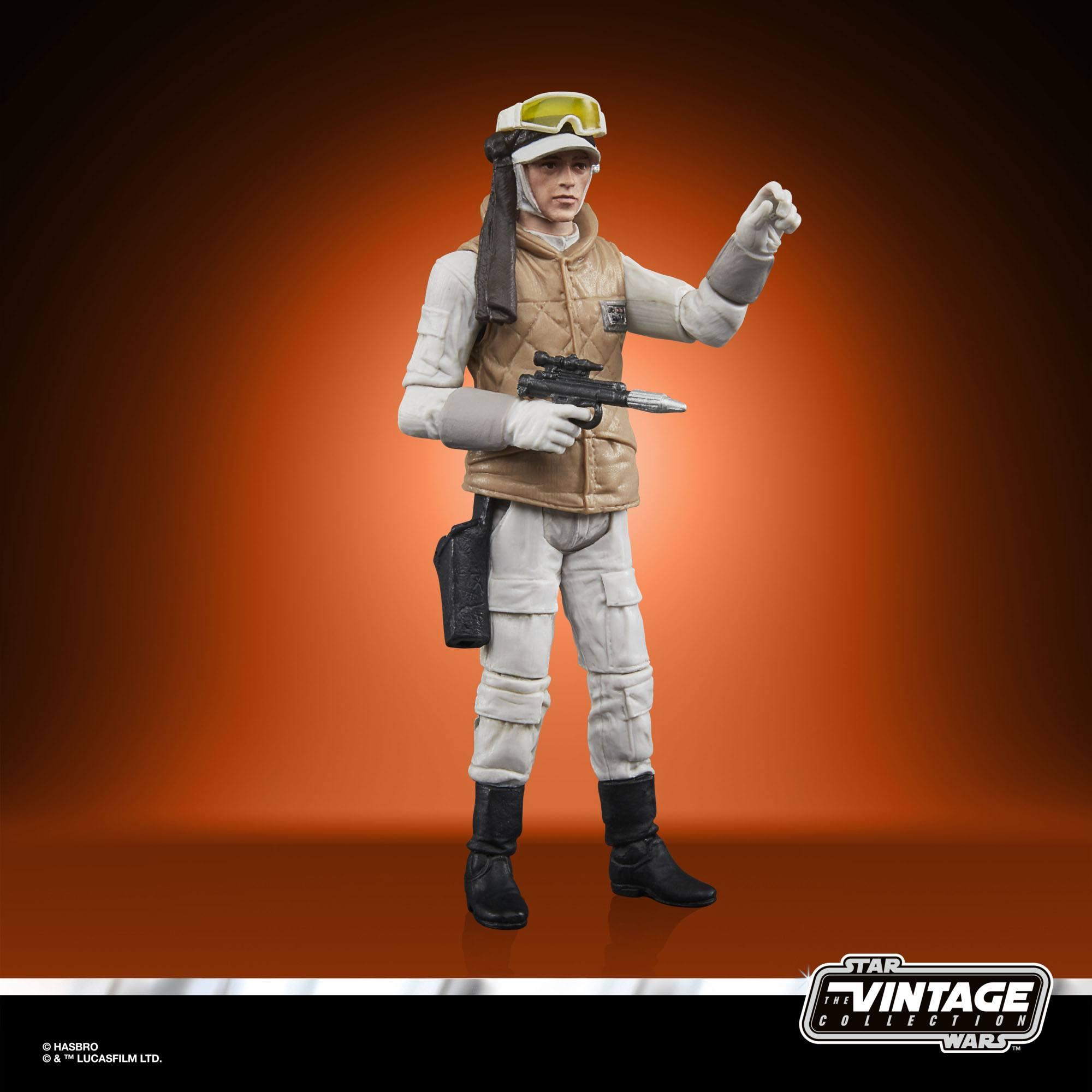 Star Wars Episode V Vintage Collection Actionfigur 2022 Rebel Soldier (Echo Base Battle Gear) 10 cm HASF4467 5010993958023