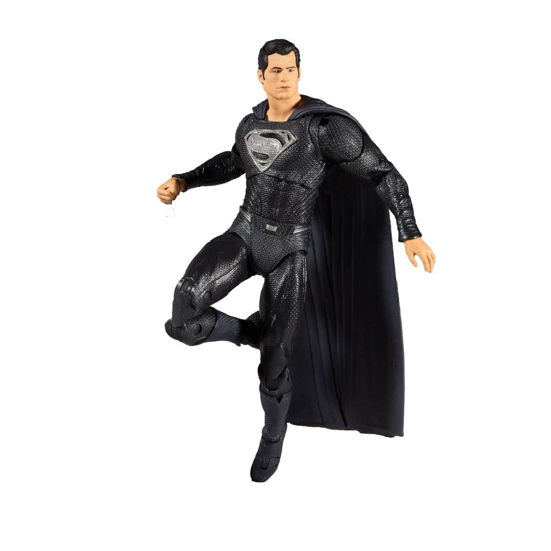 DC Justice League Movie Actionfigur Superman 18 cm MCF15095-7 787926150957