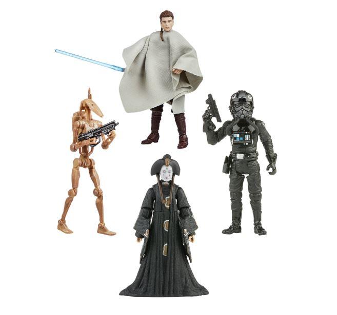 Star Wars Vintage Collection Actionfiguren 10 cm 2021 Wave 2 Sortiment (4) E77635L04 5010993736898