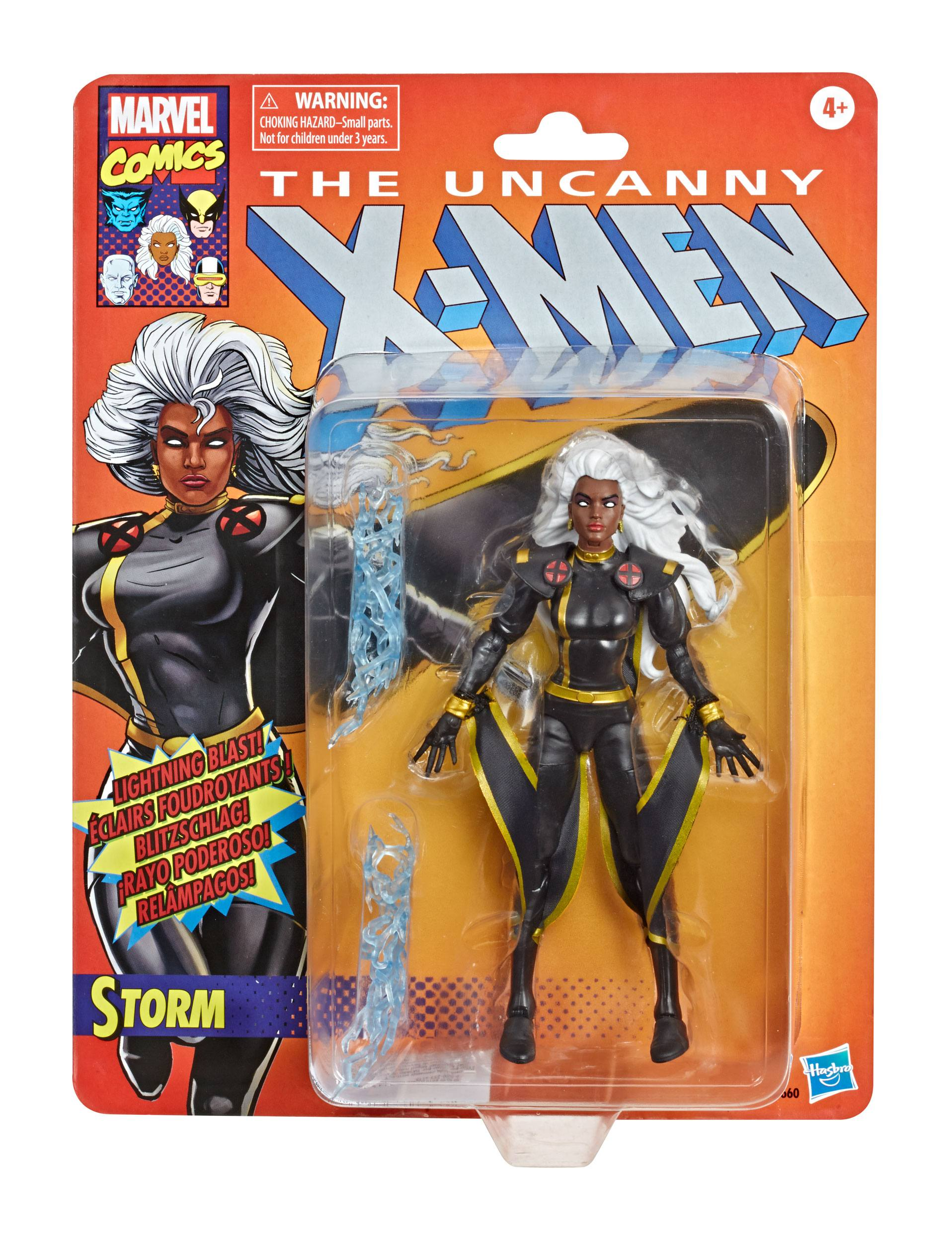 Marvel Retro Collection Actionfigur 2020 Storm (The Uncanny X-Men) 15 cm E9660 5010993697946