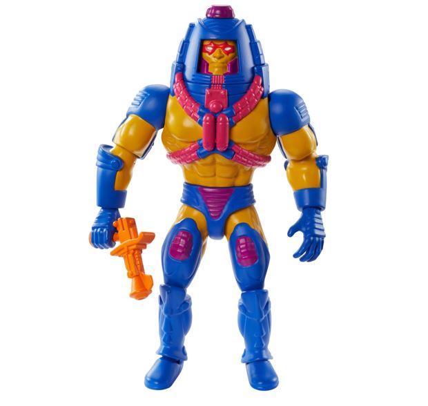 Masters of the Universe Origins Actionfigur 2020 Man-E-Faces 14 cm MATTGNN95 887961875362