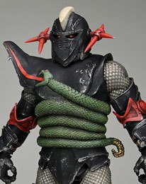 """Dungeons & Dragons - 7"""" Scale Action Figure - Ultimate Grimsword NECA52270 634482522707"""