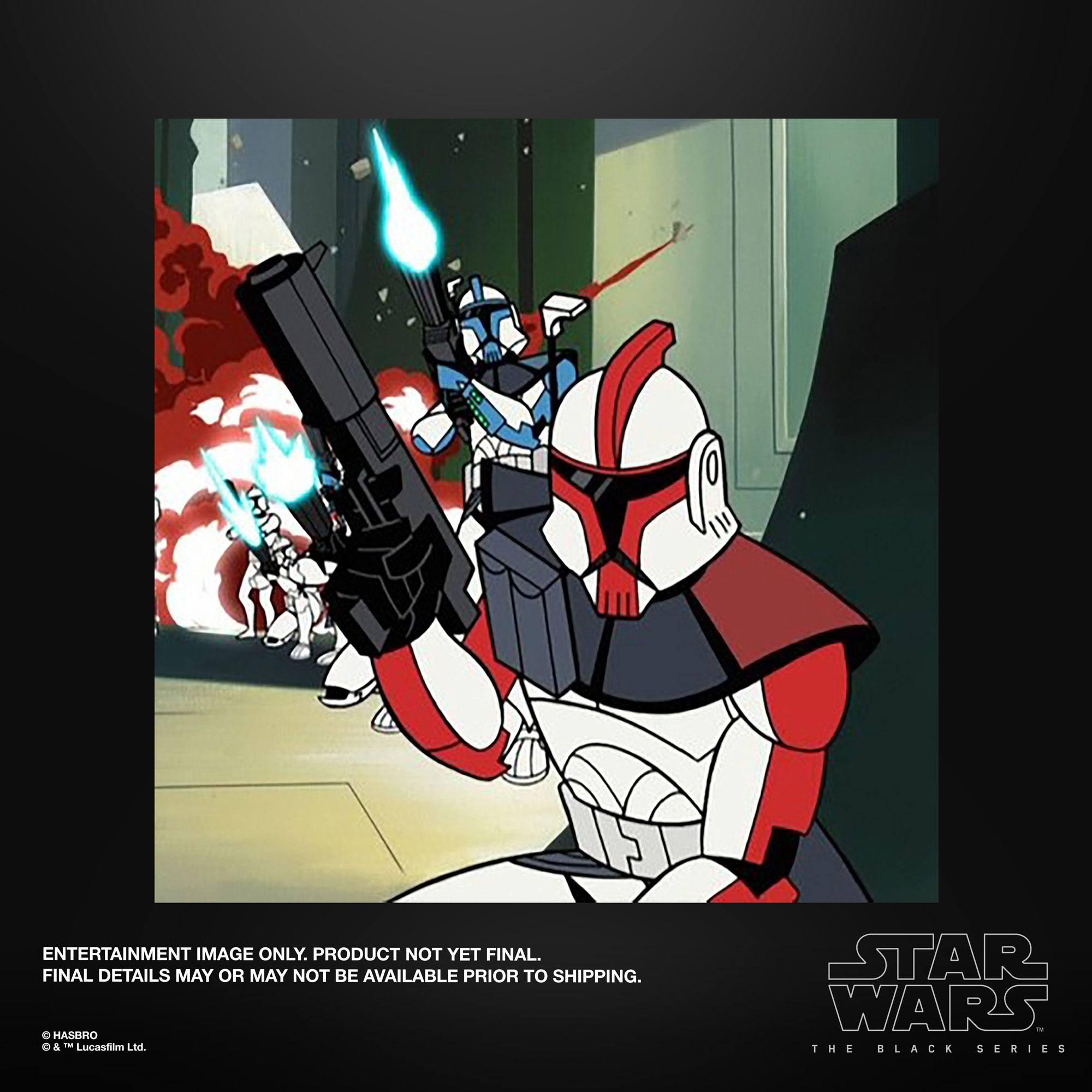 Star Wars The Clone Wars Black Series Actionfigur 2022 ARC Trooper 15 cm F52995L00 5010993949397