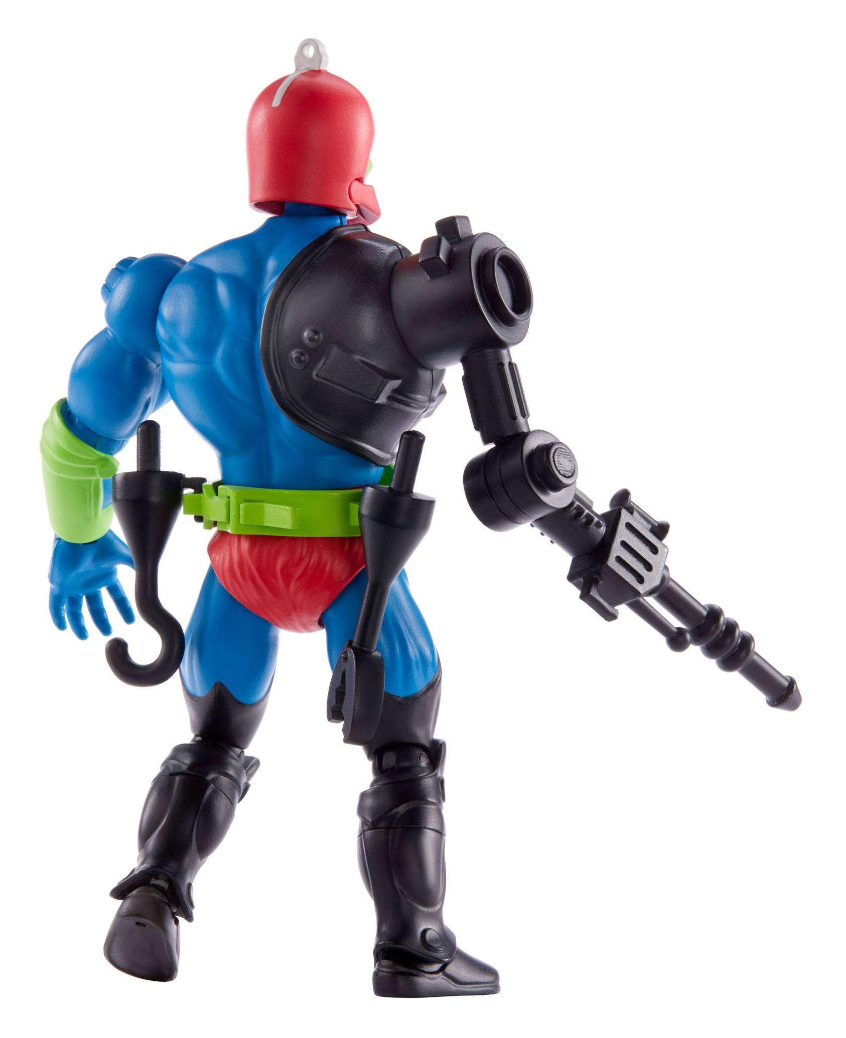 Masters of the Universe Origins Actionfigur 2020 Trap Jaw 14 cm  887961875416