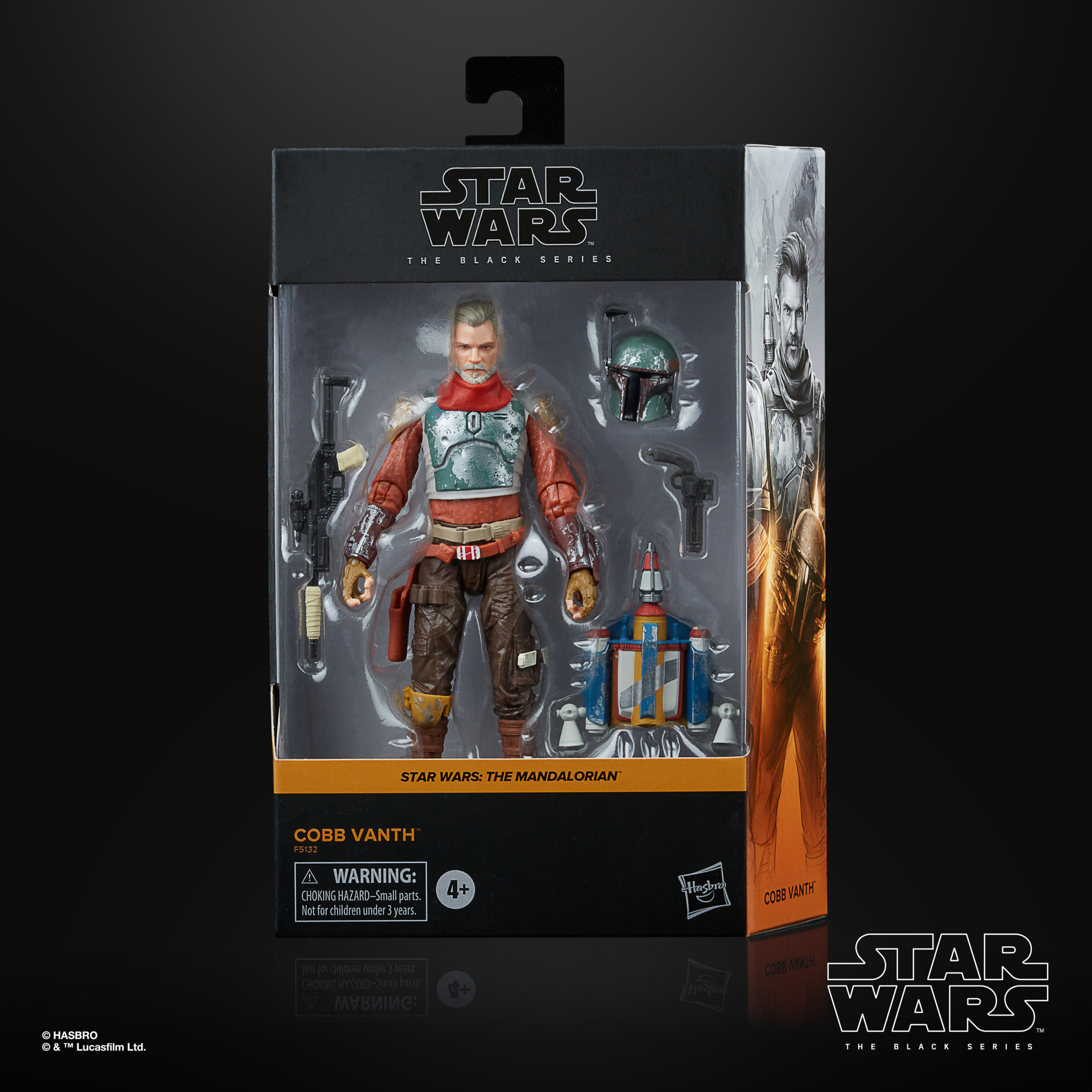 Star Wars The Black Series Cobb Vanth F51325L0 5010993949304