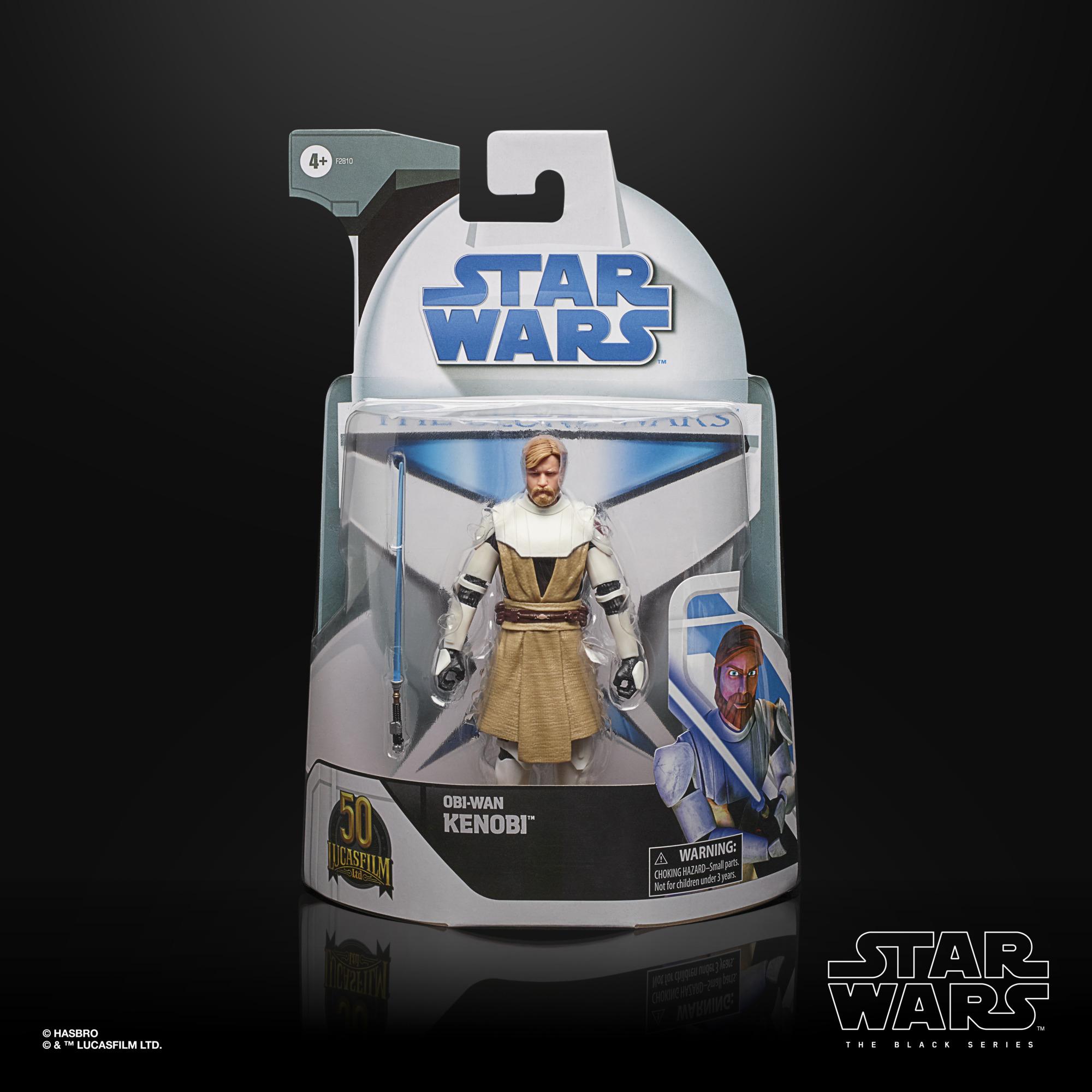 Star Wars The Black Series - Obi-Wan Kenobi F28105L0 5010993867073